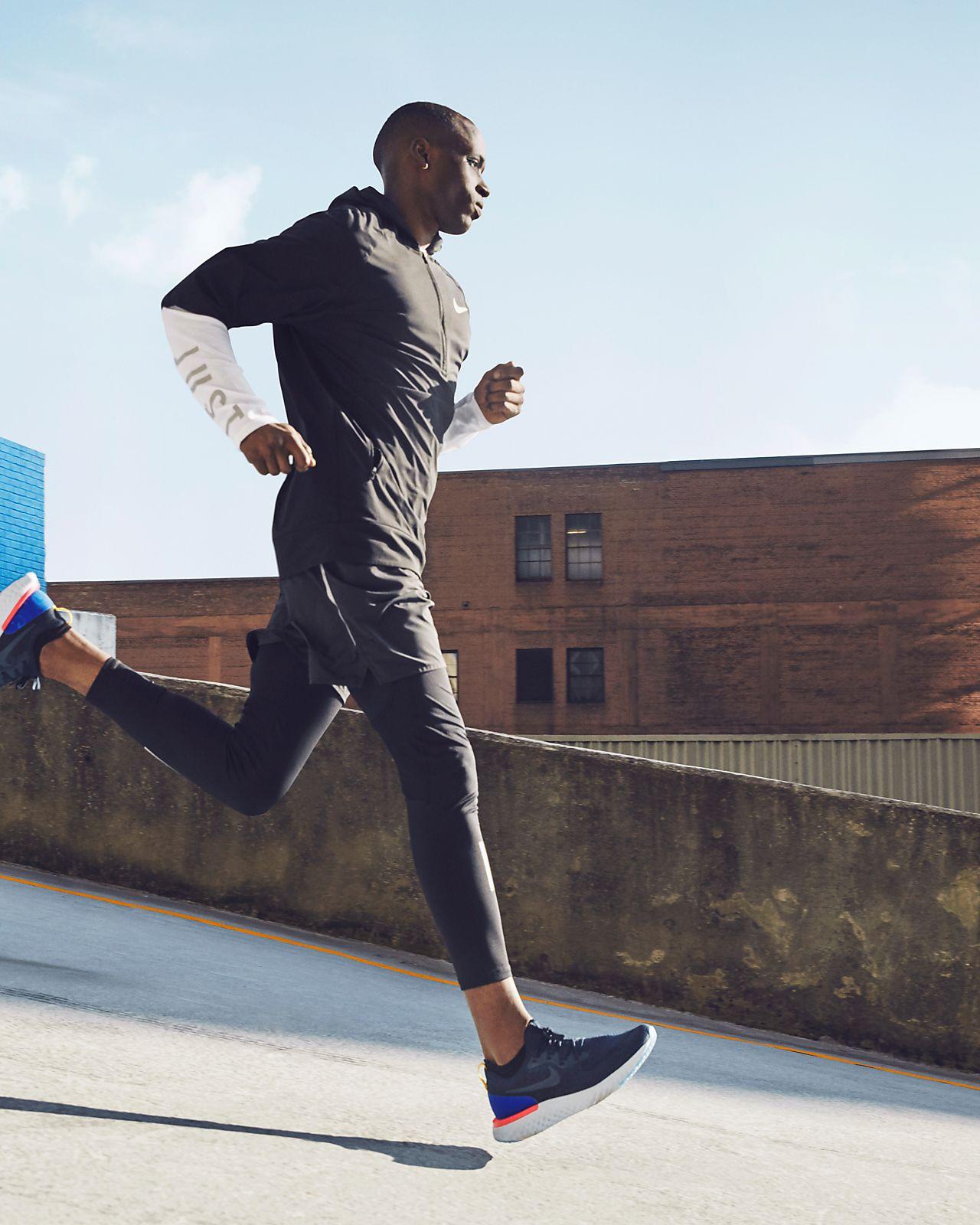 ... Nike Epic React Flyknit Herren-Laufschuh