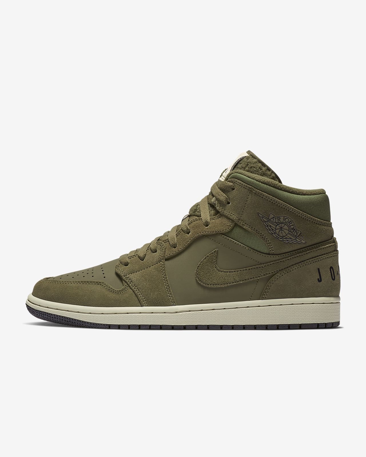 Air Jordan 1 Mid Premium Men's Shoe