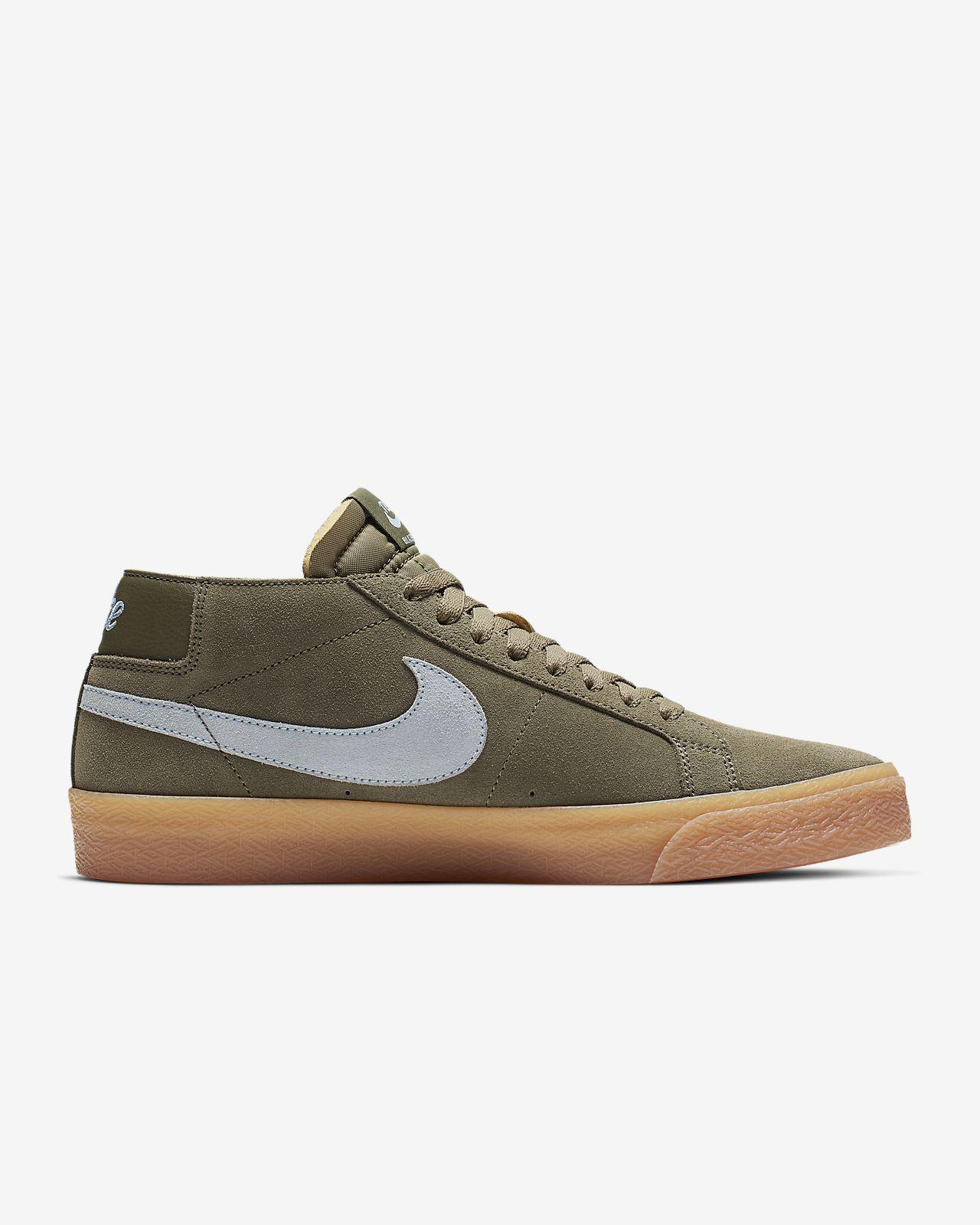 6853ce15ff14b Nike SB Zoom Blazer Chukka Men s Skate Shoe. Nike.com GB