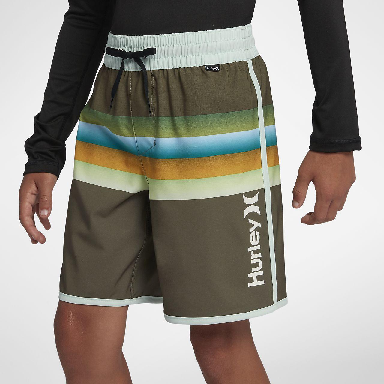 "Hurley Phantom Chill Big Kids' (Boys') 16"" Board Shorts"