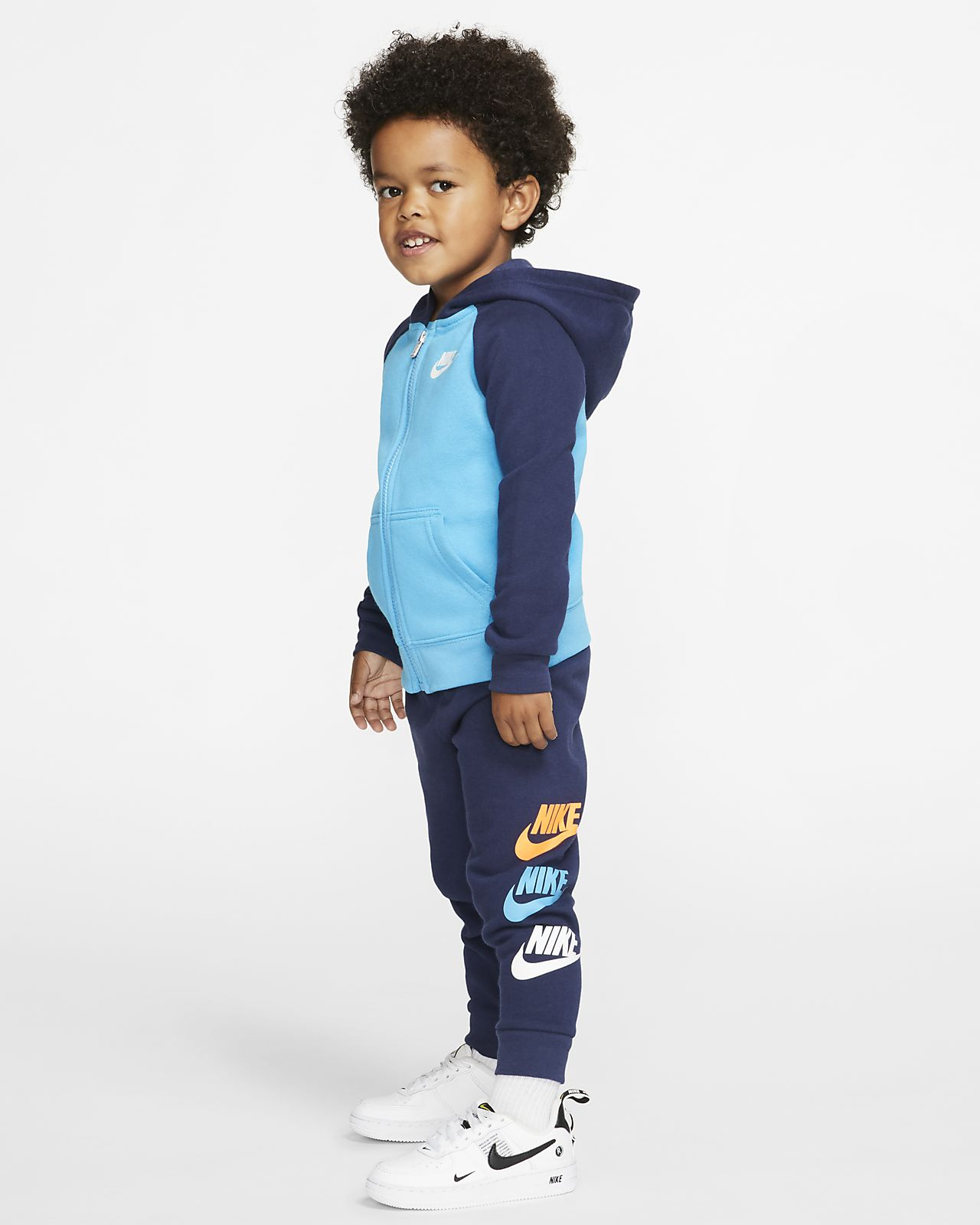 Ensemble sweat à capuche et pantalon Nike Sportswear pour Petit enfant