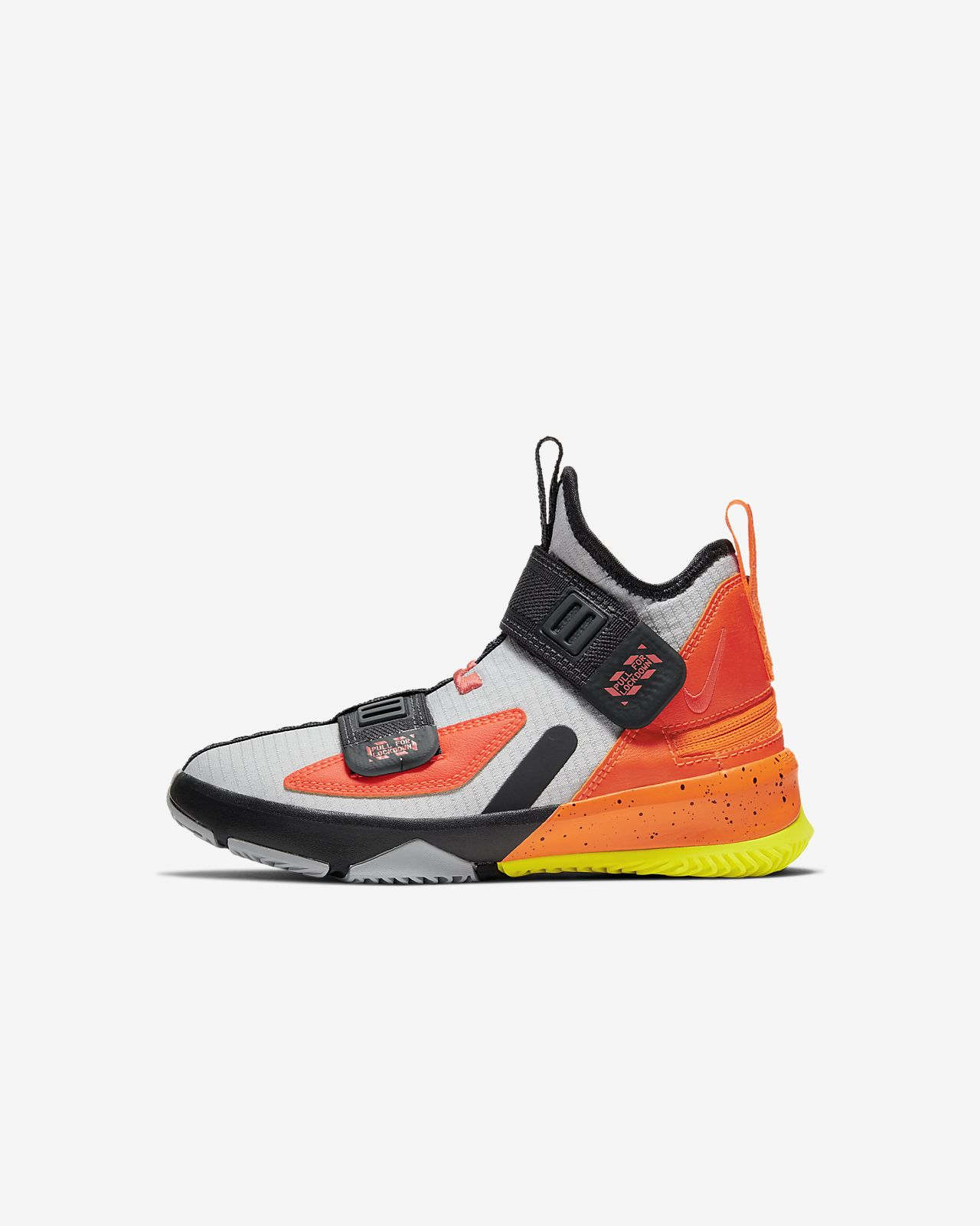 LeBron Soldier 13 FlyEase Little Kids' Shoe