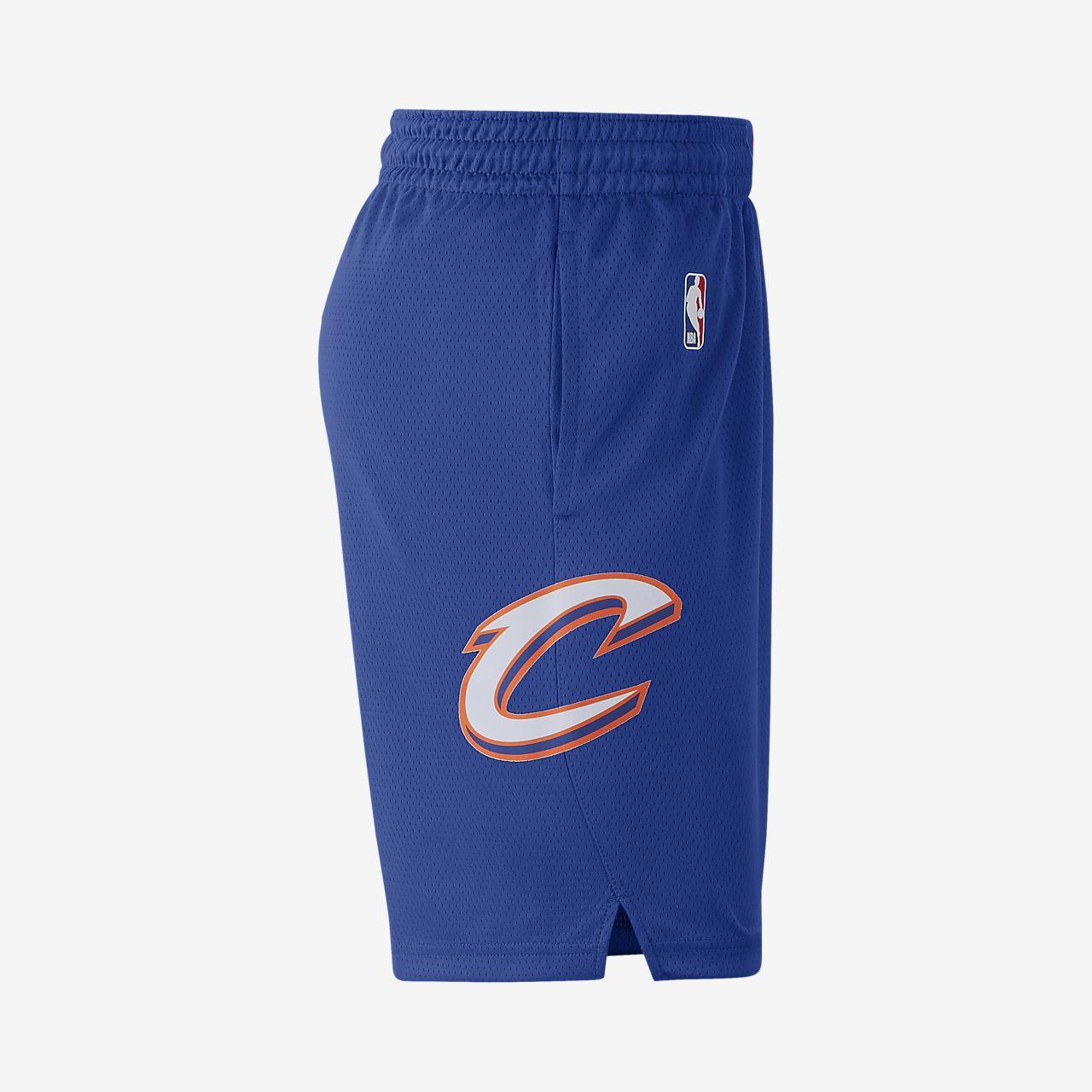 70f79bfb1 Cleveland Cavaliers City Edition Swingman Men s Nike NBA Shorts ...