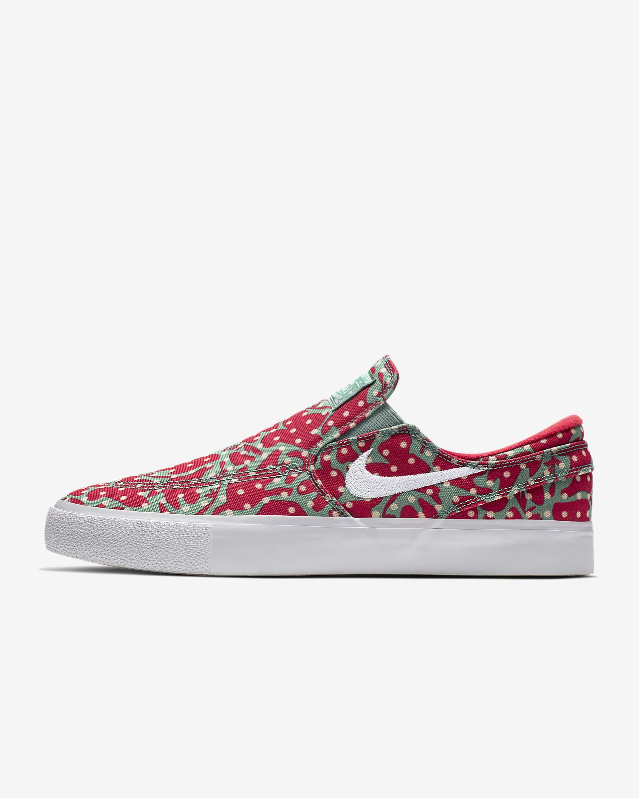 Nike SB Zoom Stefan Janoski Slip RM Canvas Skate Shoe