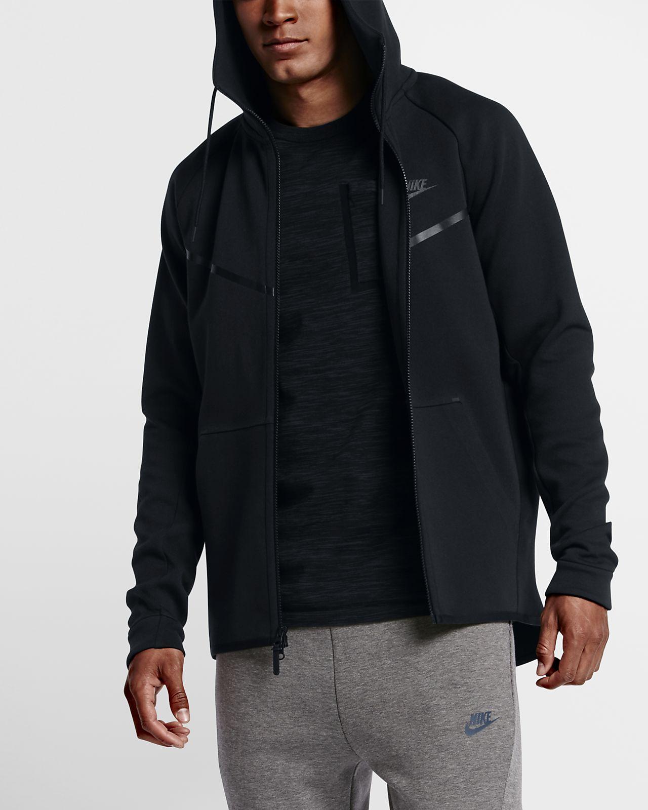 ... Nike Sportswear Tech Fleece Windrunner Men's Hoodie