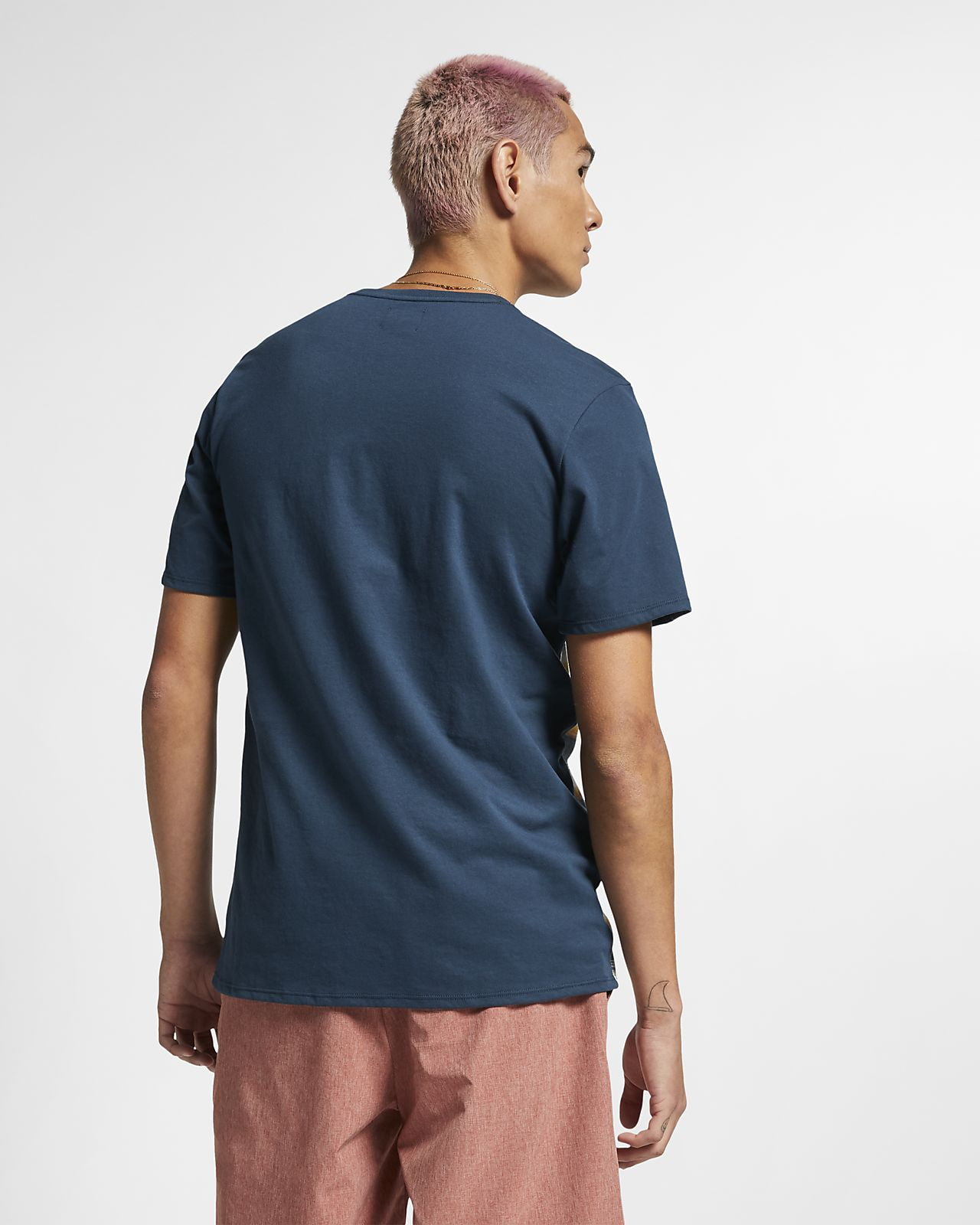 4fe55c13 Hurley Dri-FIT Harvey Serape Men's Short-Sleeve Shirt. Nike.com