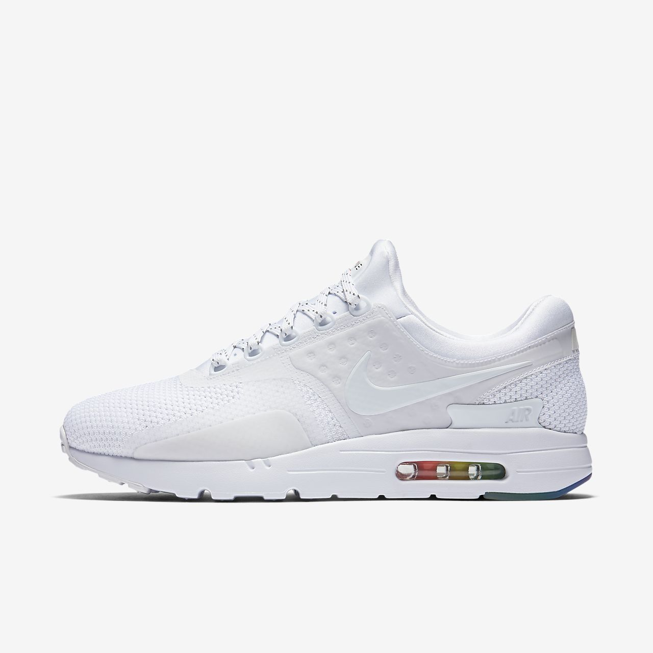 shades of competitive price exquisite style Nike Air Max Zero BeTrue Unisex Shoe. Nike LU