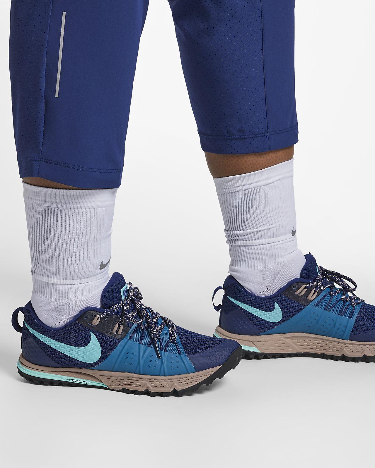Pantaloni Nike Flex Essential Blu Da Corsa Uomo Outlet