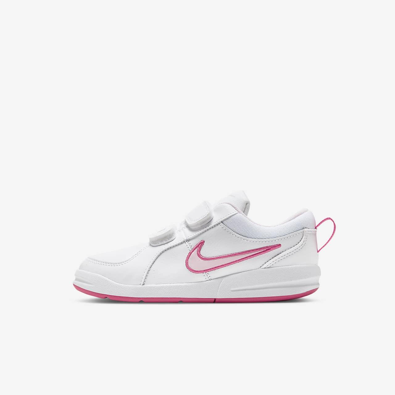 wholesale dealer a499f 4bad3 ... Nike Pico 4 (10–2.5) Girls  Shoe