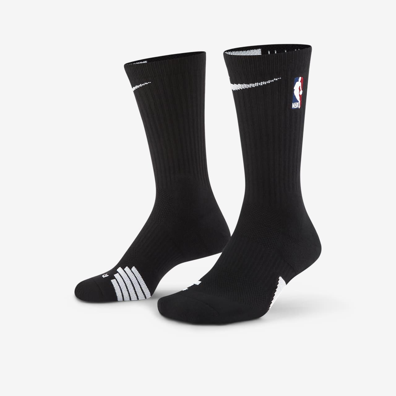 ถุงเท้าบาสเก็ตบอล Nike Elite NBA Crew