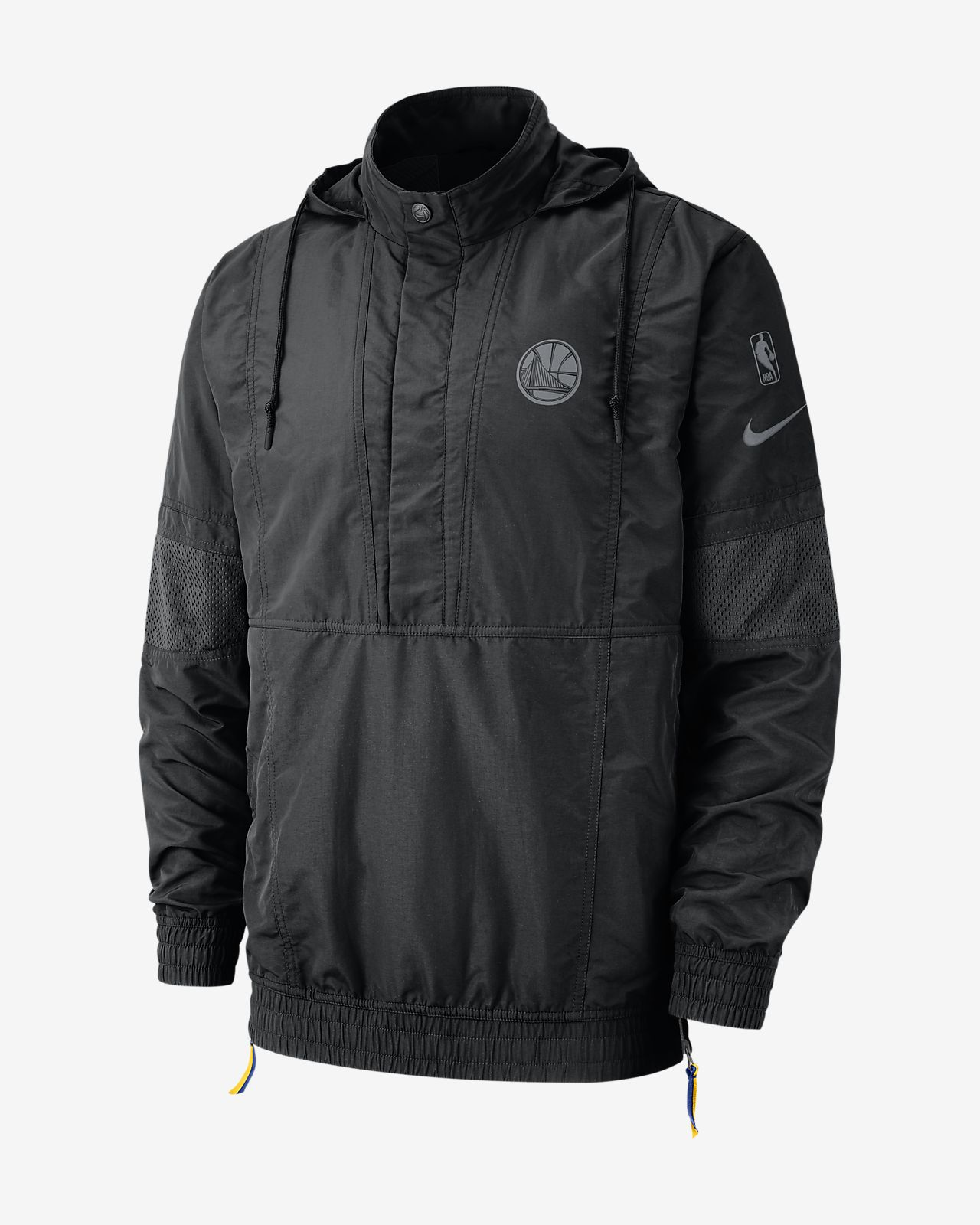 Golden State Warriors Nike Courtside Men's Hooded NBA Jacket