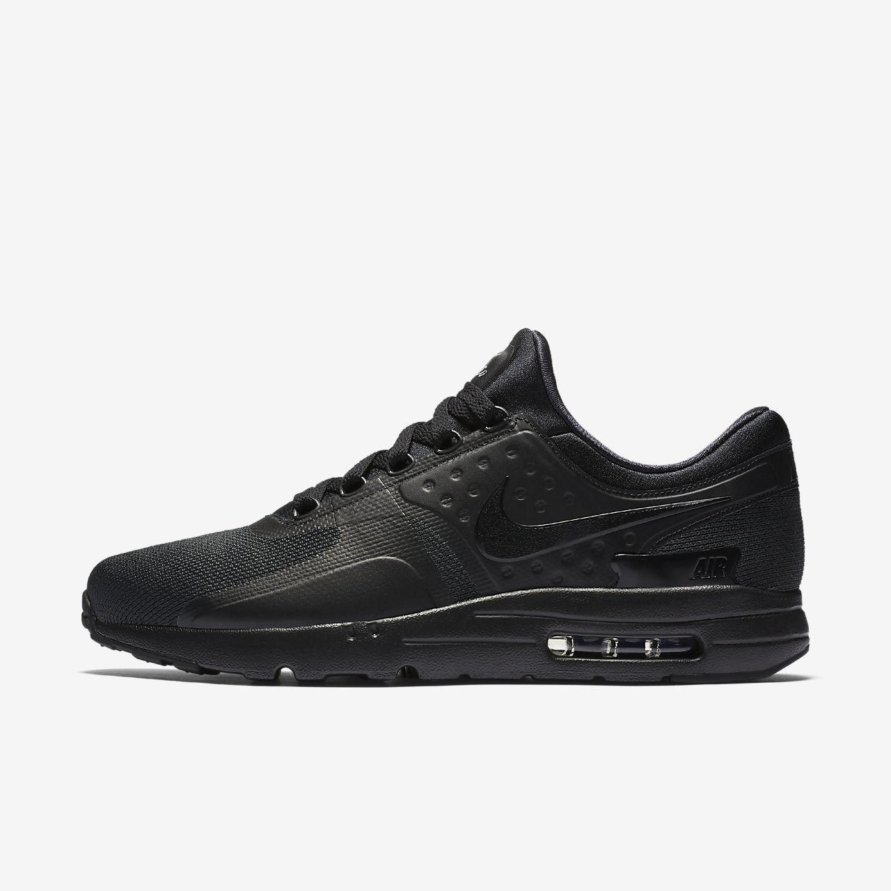 Nike Air Max 1 Erkekler Popüler Ayakkabı Gri Siyah Sıfır Kâr