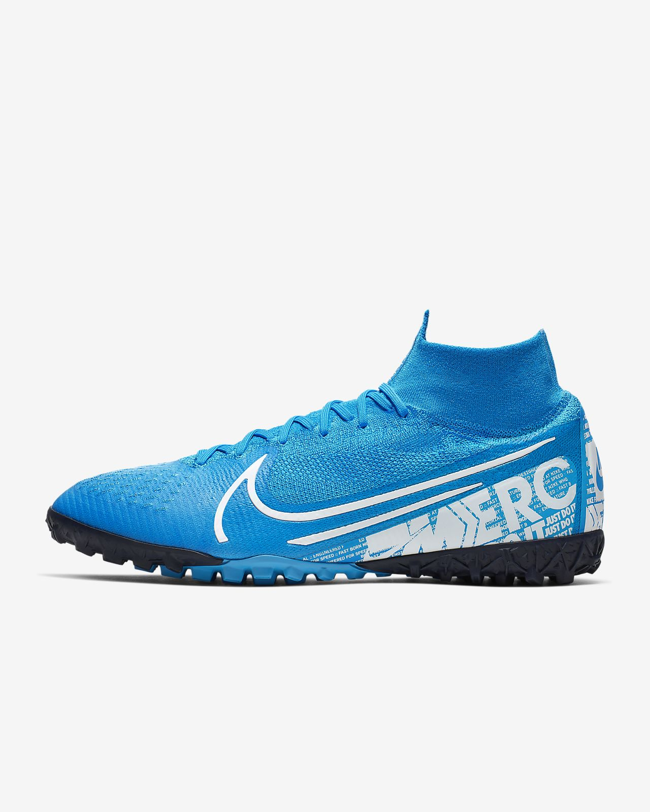 Nike Mercurial Superfly 7 Elite TF Artificial-Turf Football Shoe