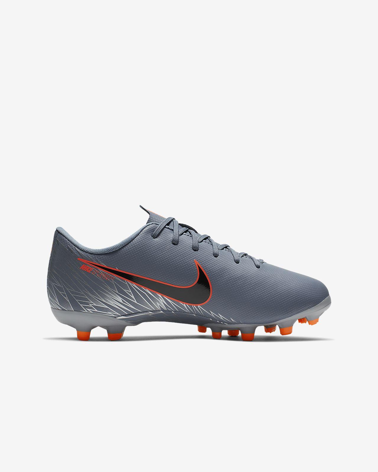 76d7130ad1 Nike Jr. Mercurial Vapor XII Academy Little/Big Kids' Multi-Ground Soccer  Cleat