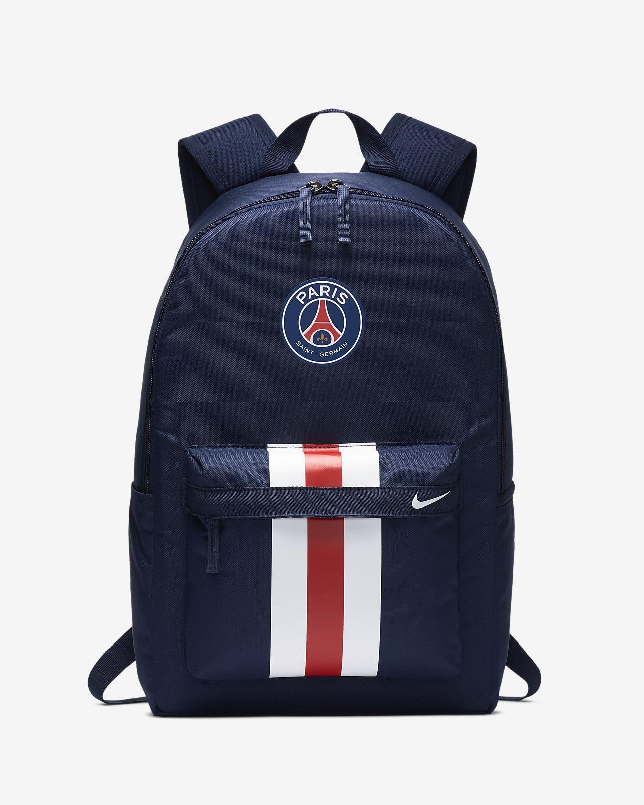 Paris Saint-Germain Stadium Soccer Backpack