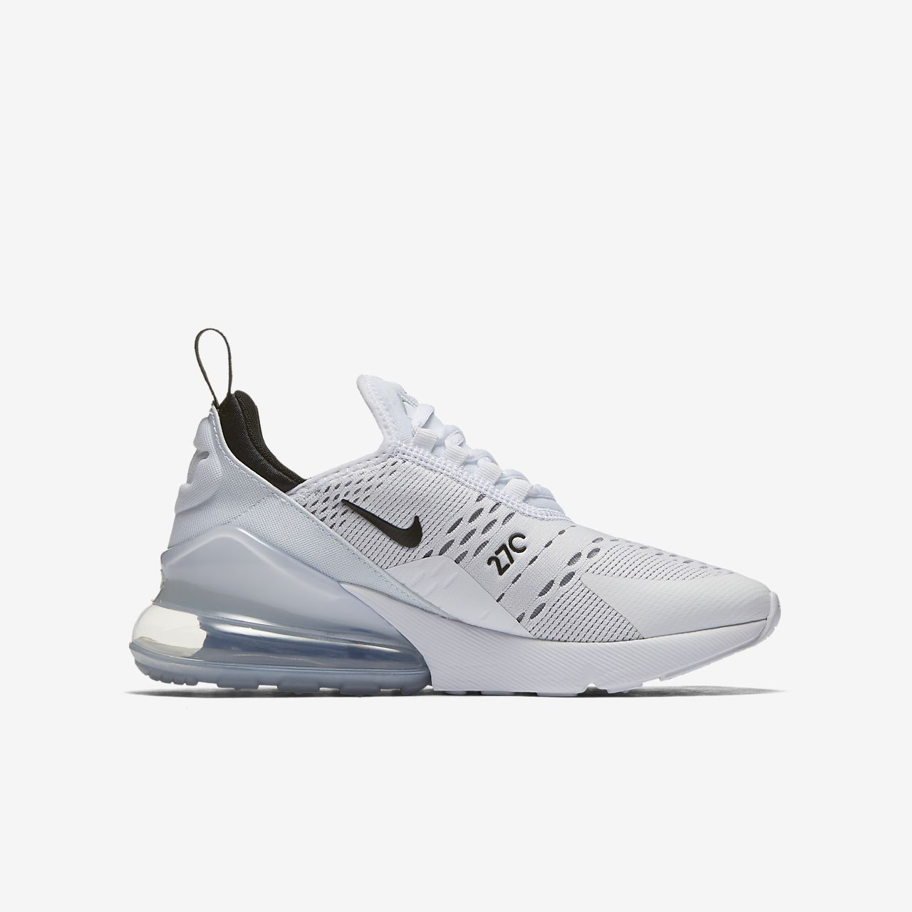 Nike W Air Max 270 Damen 37,5 Grau