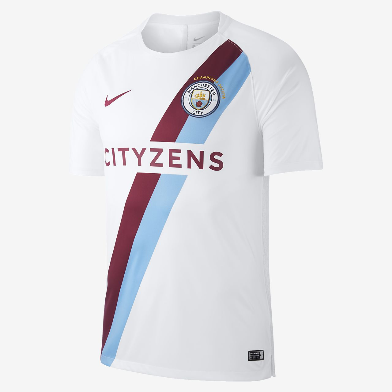 ... Manchester City FC Dri-FIT Squad Men's Football Top