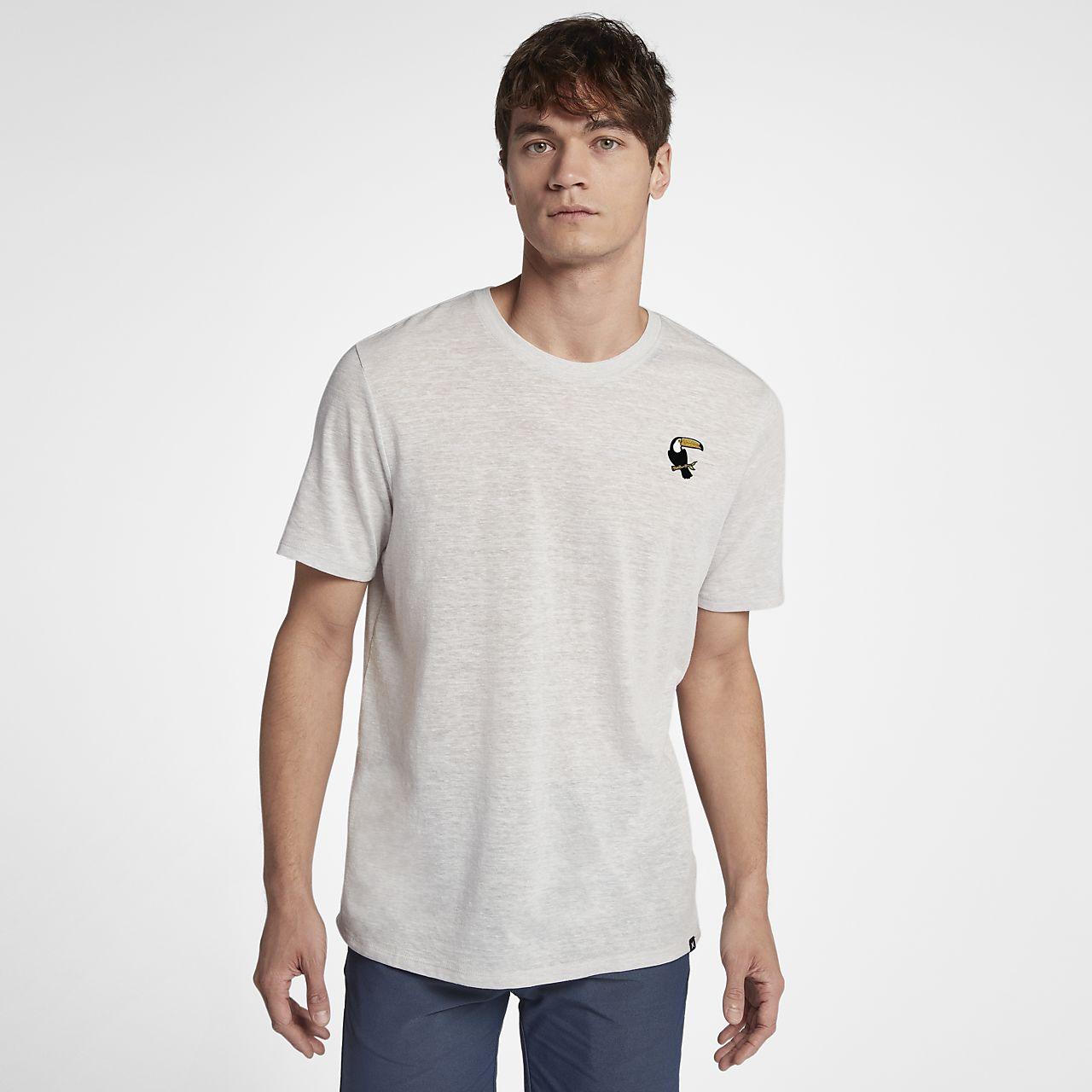 ... Hurley Toucan Tri-Blend Men's T-Shirt