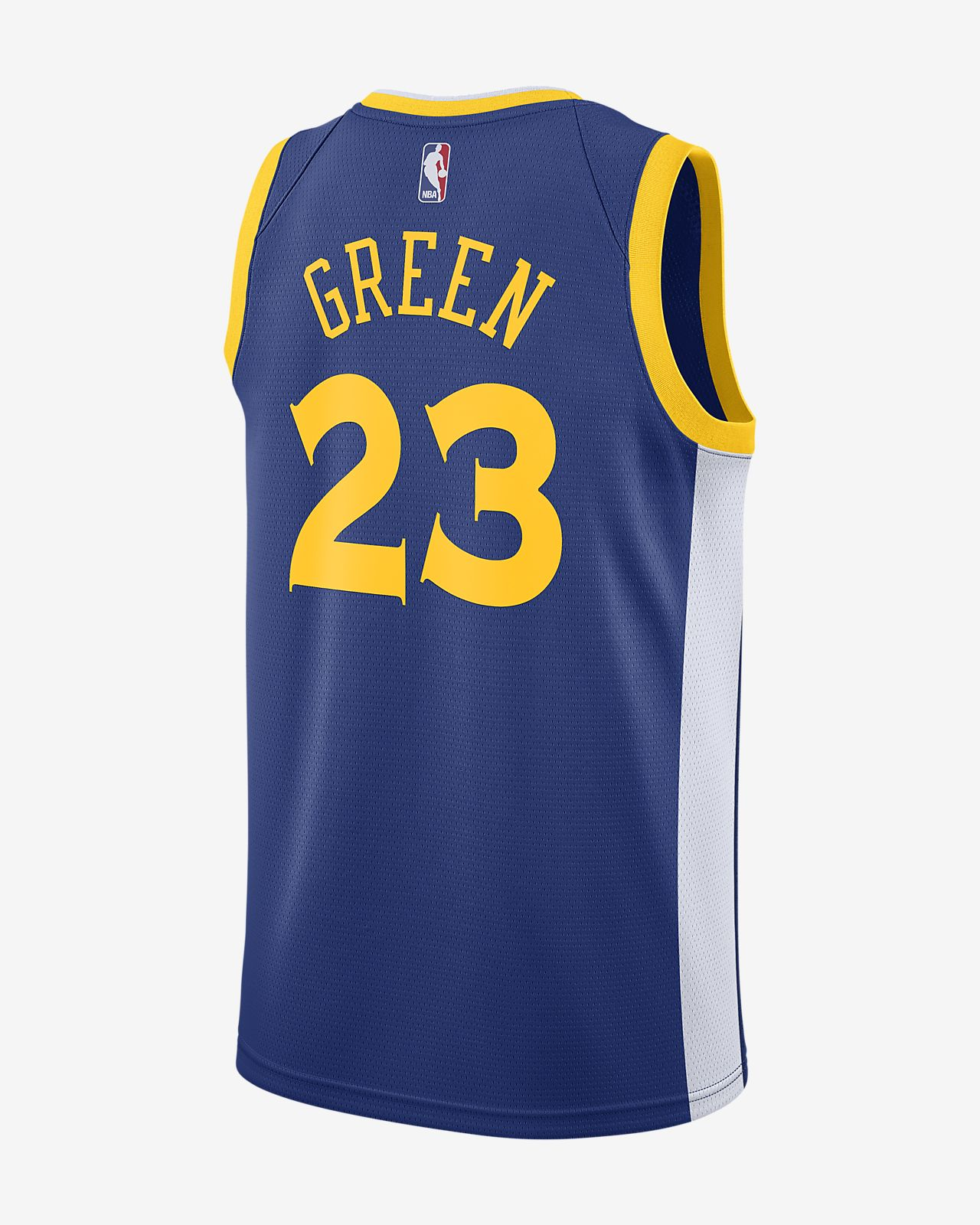 size 40 75097 22634 Draymond Green Icon Edition Swingman (Golden State Warriors) Men's Nike NBA  Connected Jersey