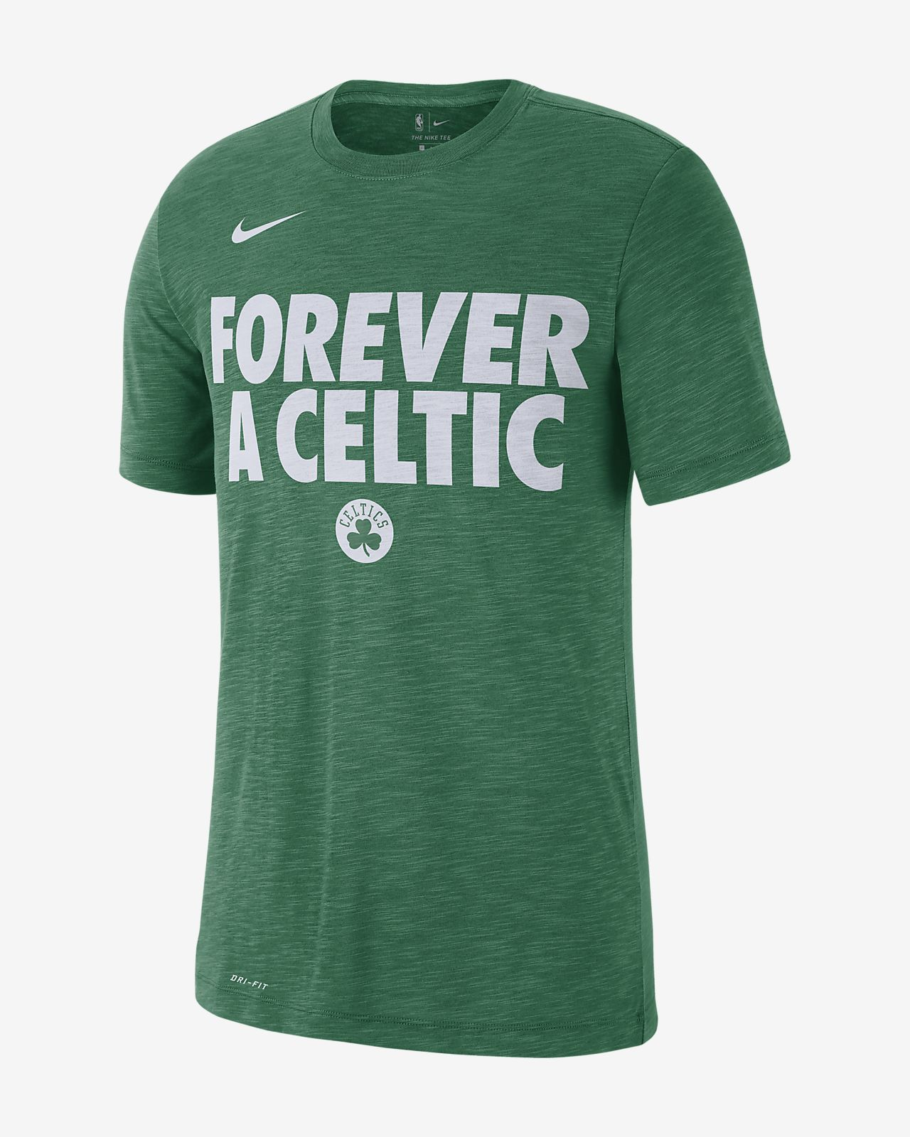 6d1ba325c Boston Celtics Nike Dri-FIT Men's NBA T-Shirt. Nike.com VN