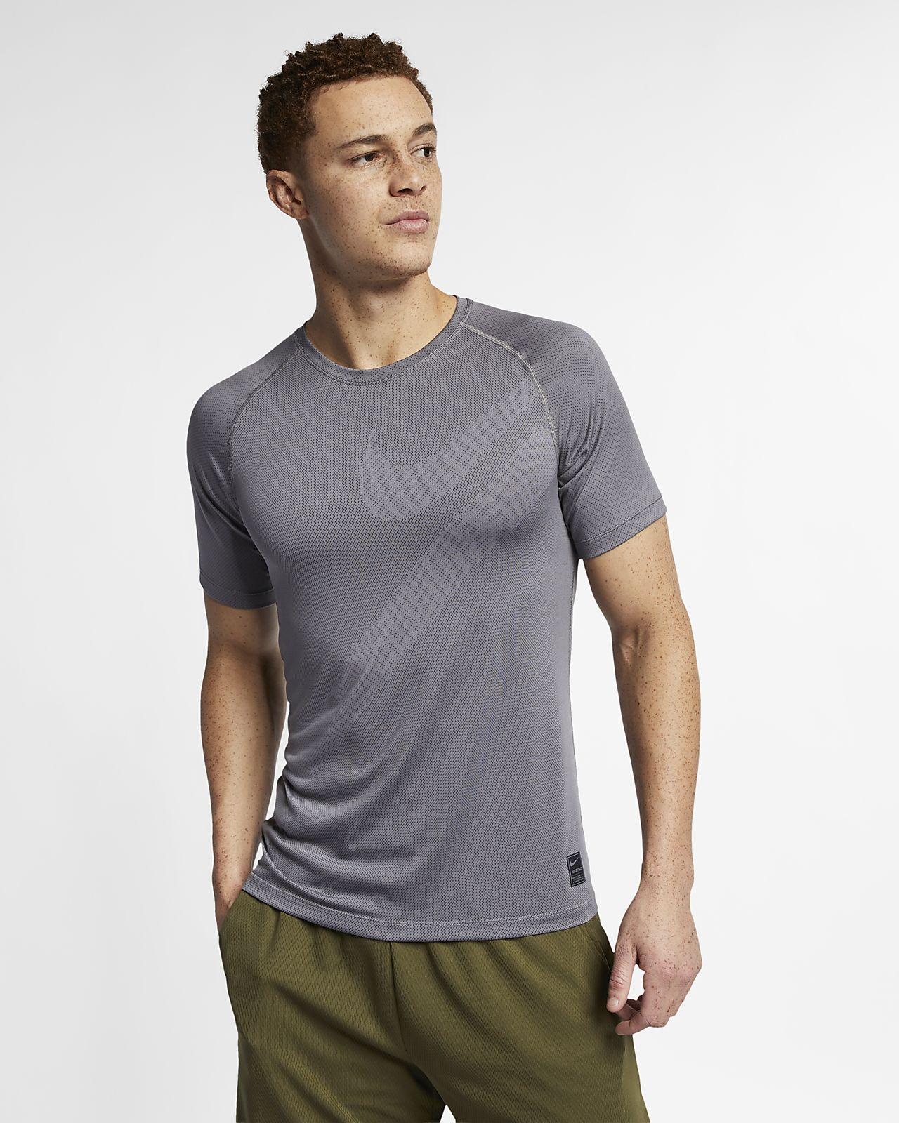 Nike Pro Men's Short-Sleeve Top