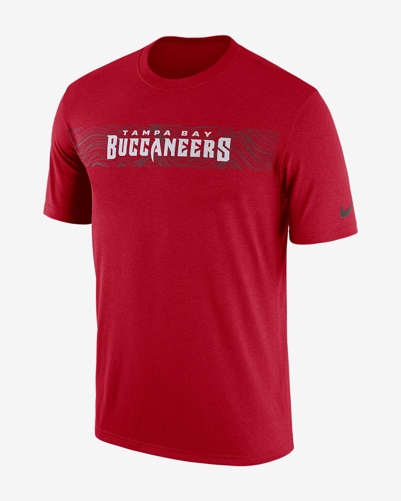 Tee-shirt Nike Dri-FIT Legend Seismic (NFL Buccaneers) pour Homme