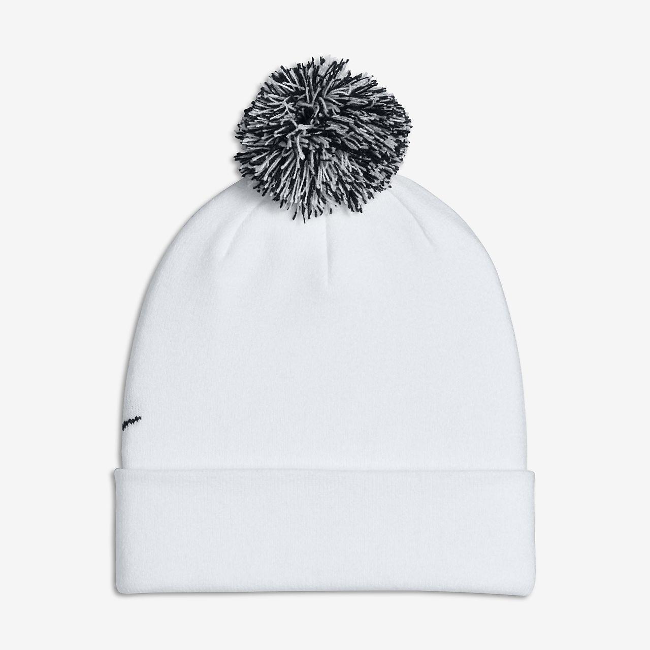 5f4e9b5cb69 ... coupon for nike sportswear pom beanie big kids knit hat 298af 79a0e