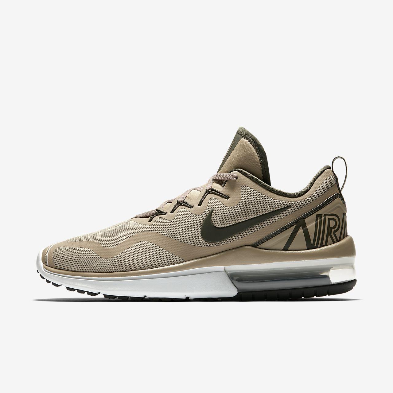 best service 0634b f7b24 Nike Air Max Fury Erkek Koşu Ayakkabısı