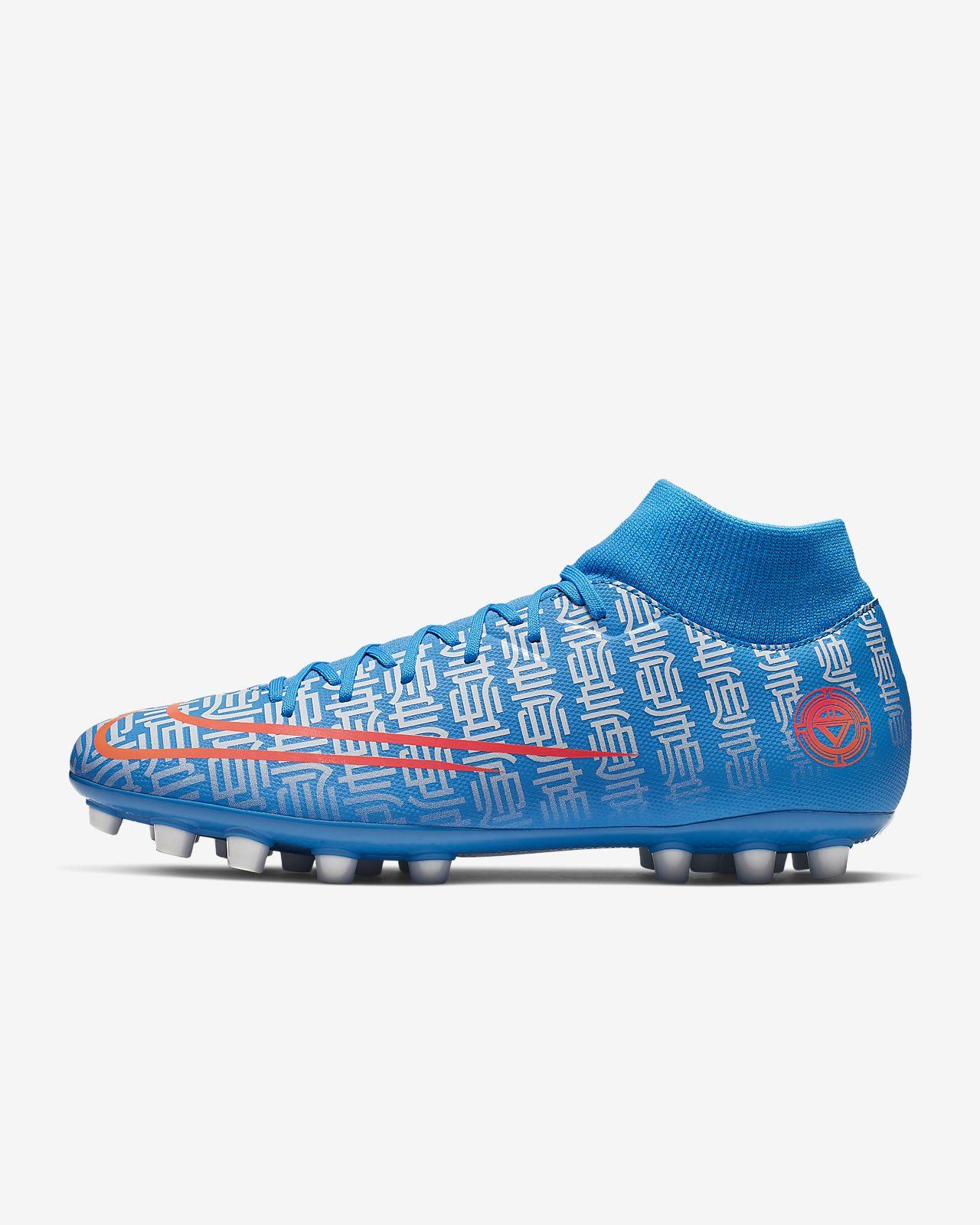 NikeSuperfly 7 Academy CR7 AG耐克C罗系列男/女人造草地足球鞋