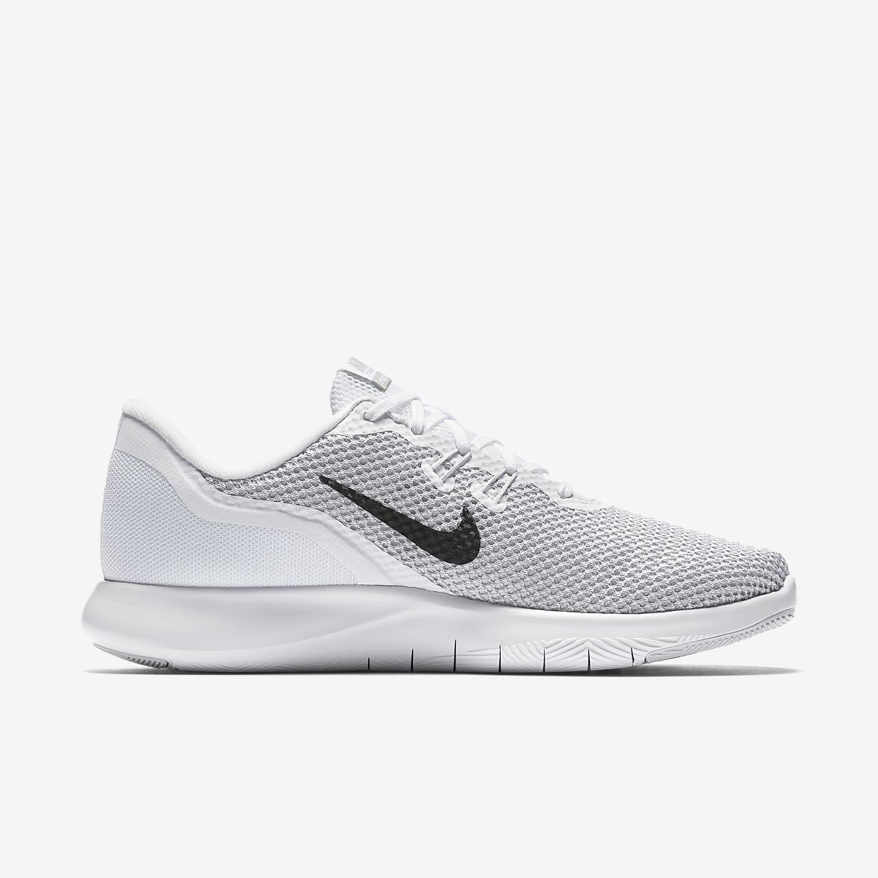 Nike Flex Trainer 7 Women's GymDanceAerobics Shoe White