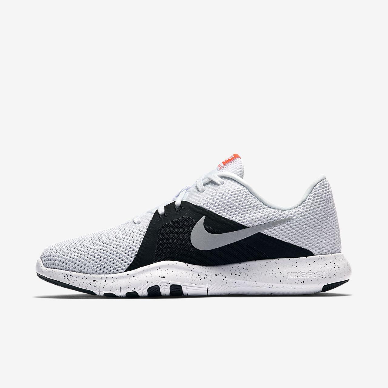new style 35a3d 179de Nike Flex Show TR 3, Chaussures de Sport Homme, Noir Blanc (Noir