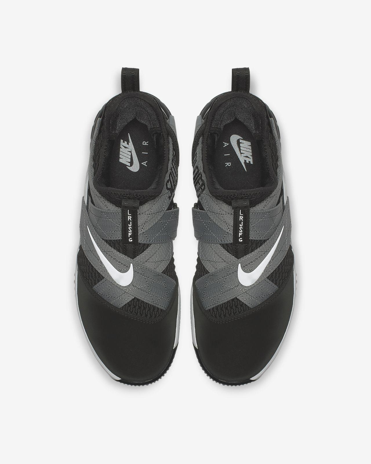 cda691d7a79 LeBron Soldier 12 SFG Basketball Shoe. Nike.com ID