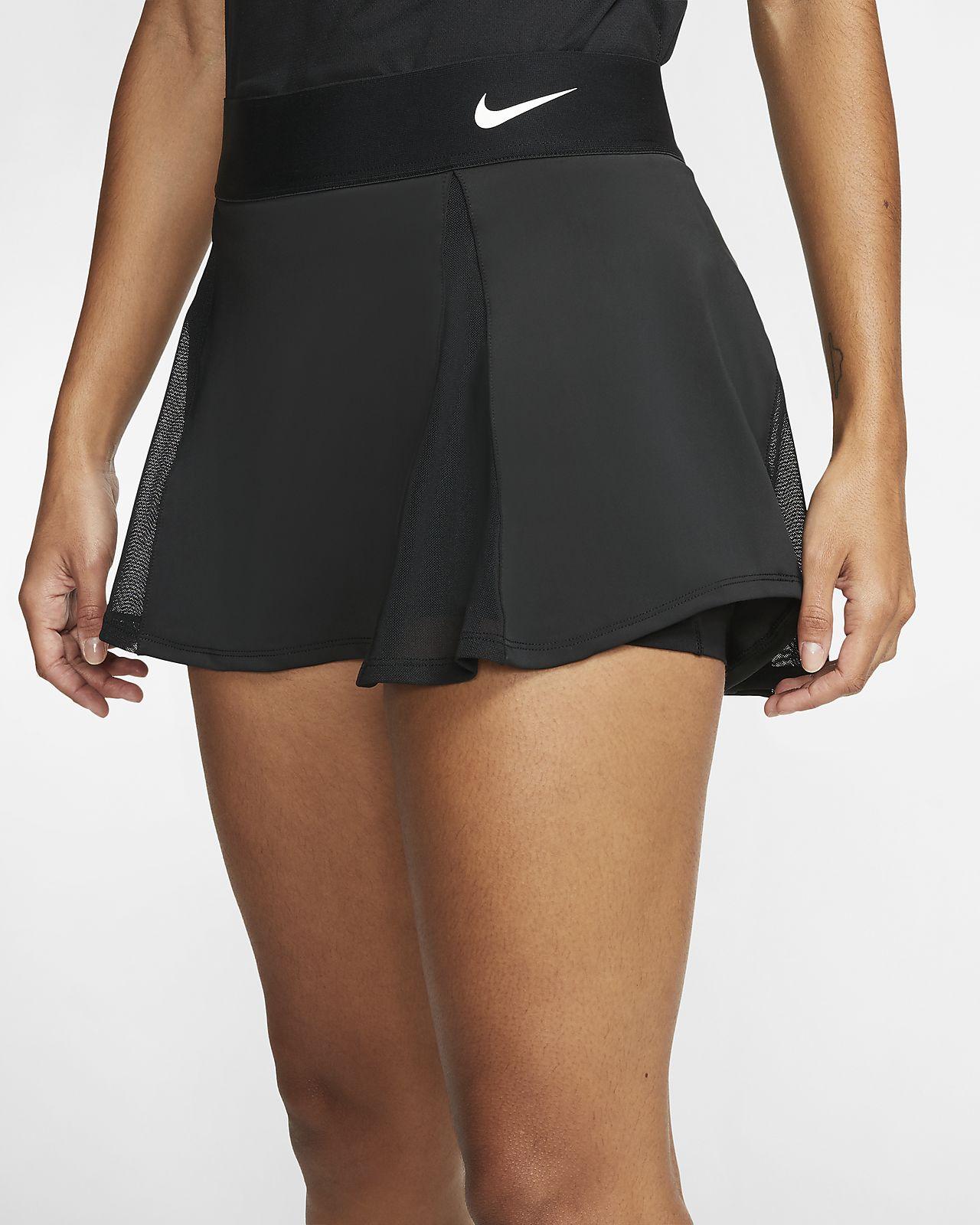 NikeCourt tennisskjørt for dame