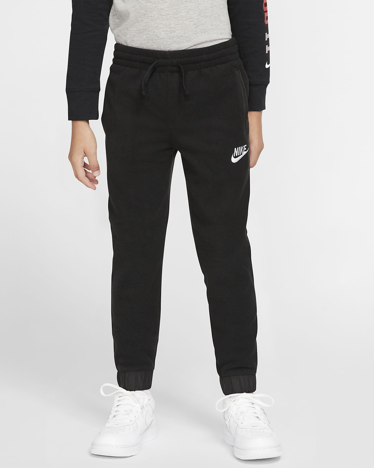 Nike Dri-FIT Little Kids' Winterized Joggers