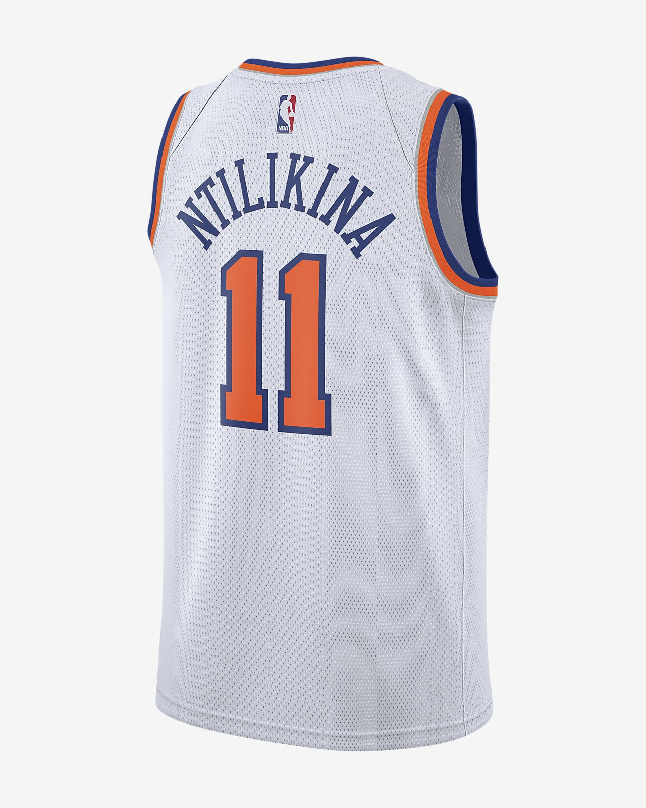 best service 63c08 dcfa9 ... Frank Ntilikina Association Edition Swingman Jersey (New York Knicks) Men s  Nike NBA Connected Jersey