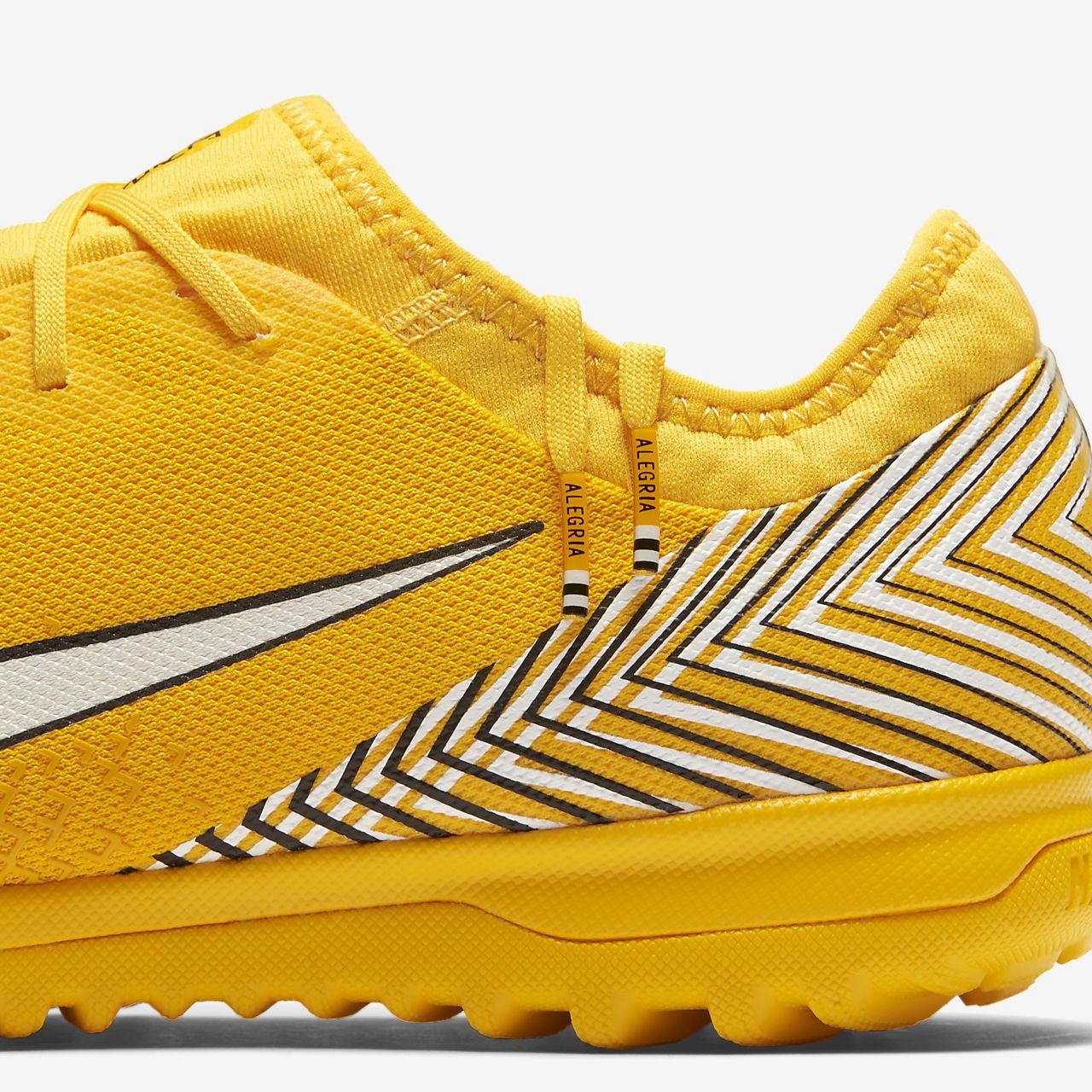 Nike Mercurial Vapor XII Pro Neymar Jr Fußballschuh für Kunstrasen