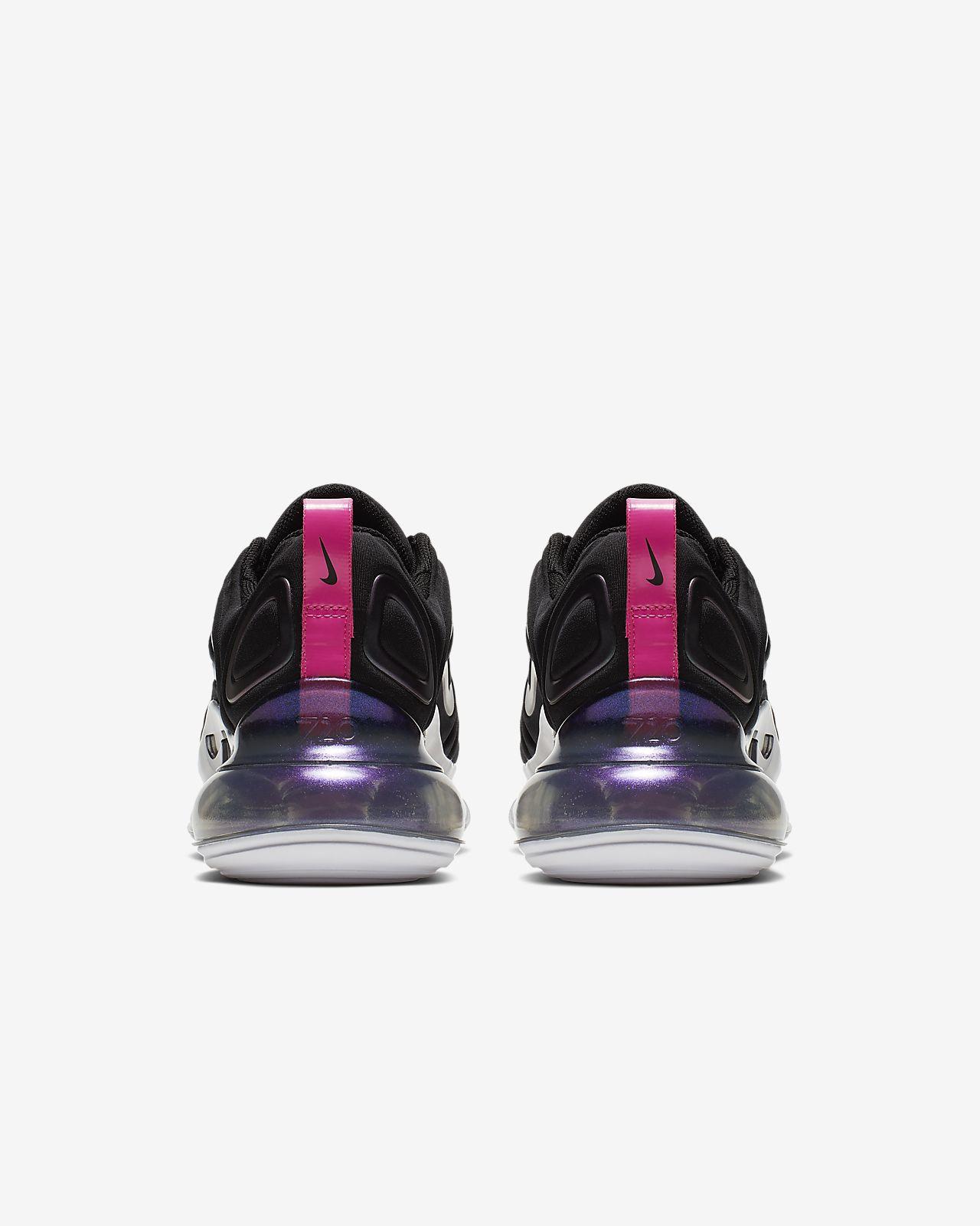 air max 720 rose et violette