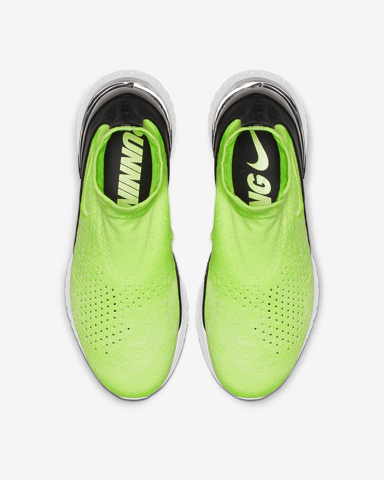 15a19deb0f9c Nike Rise React Flyknit Running Shoe. Nike.com SI