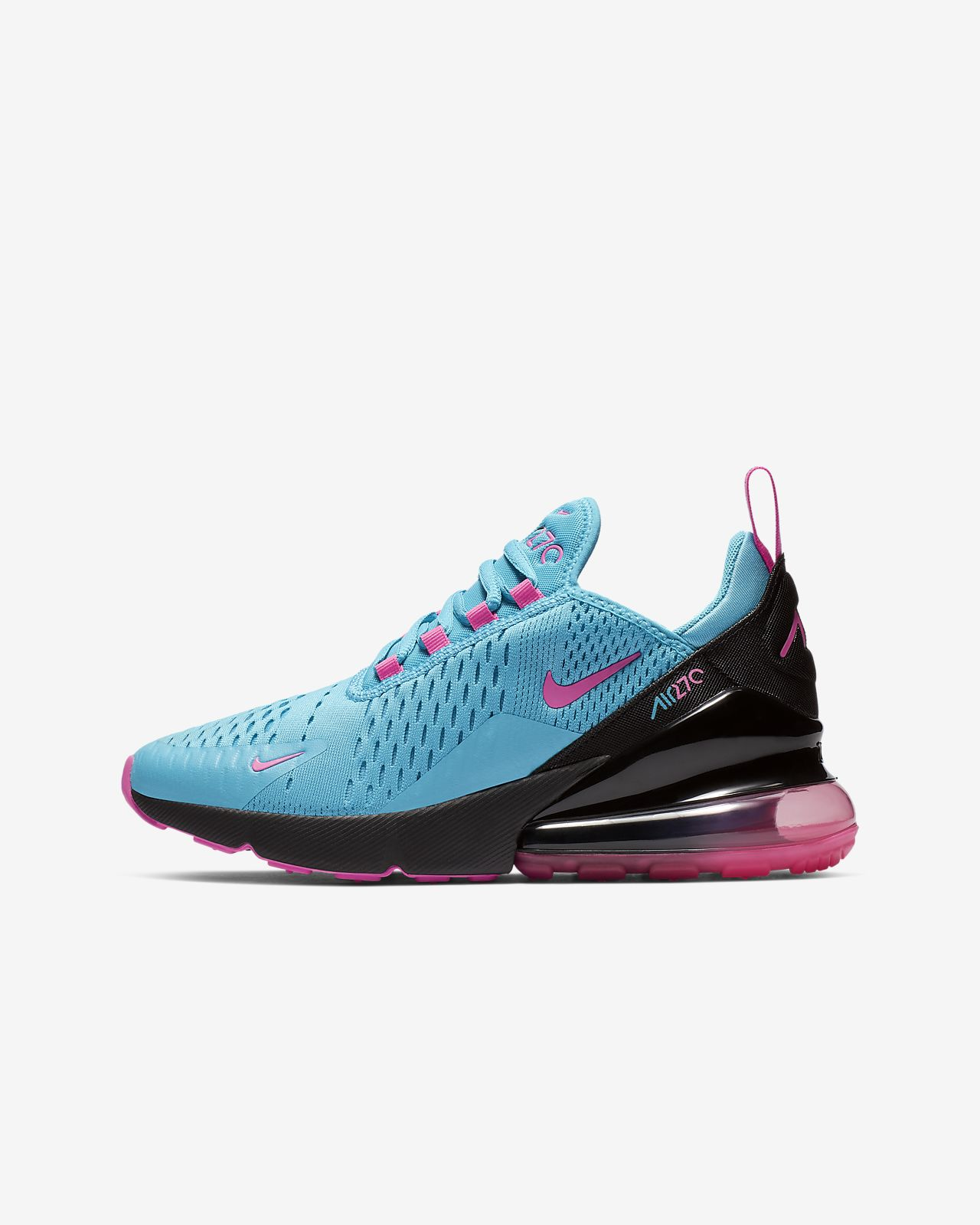 meet 588ab d0a87 ... Air Max 270 Big Kids  Shoe