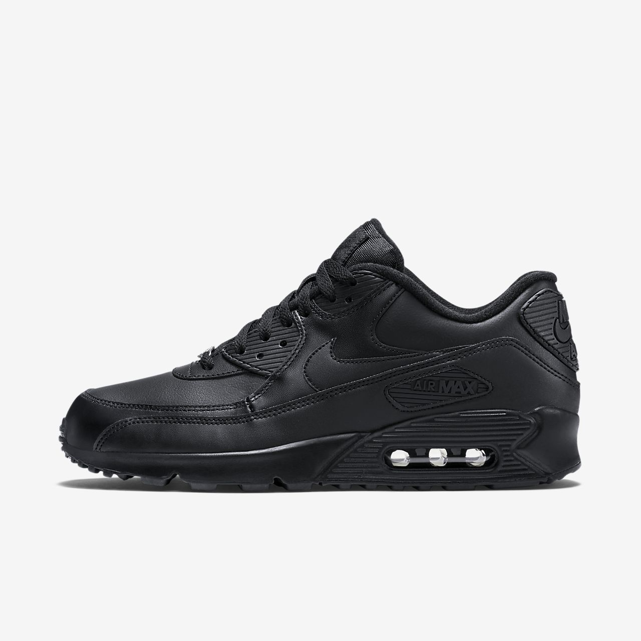 zapatillas casual de hombre air max 90 leather nike