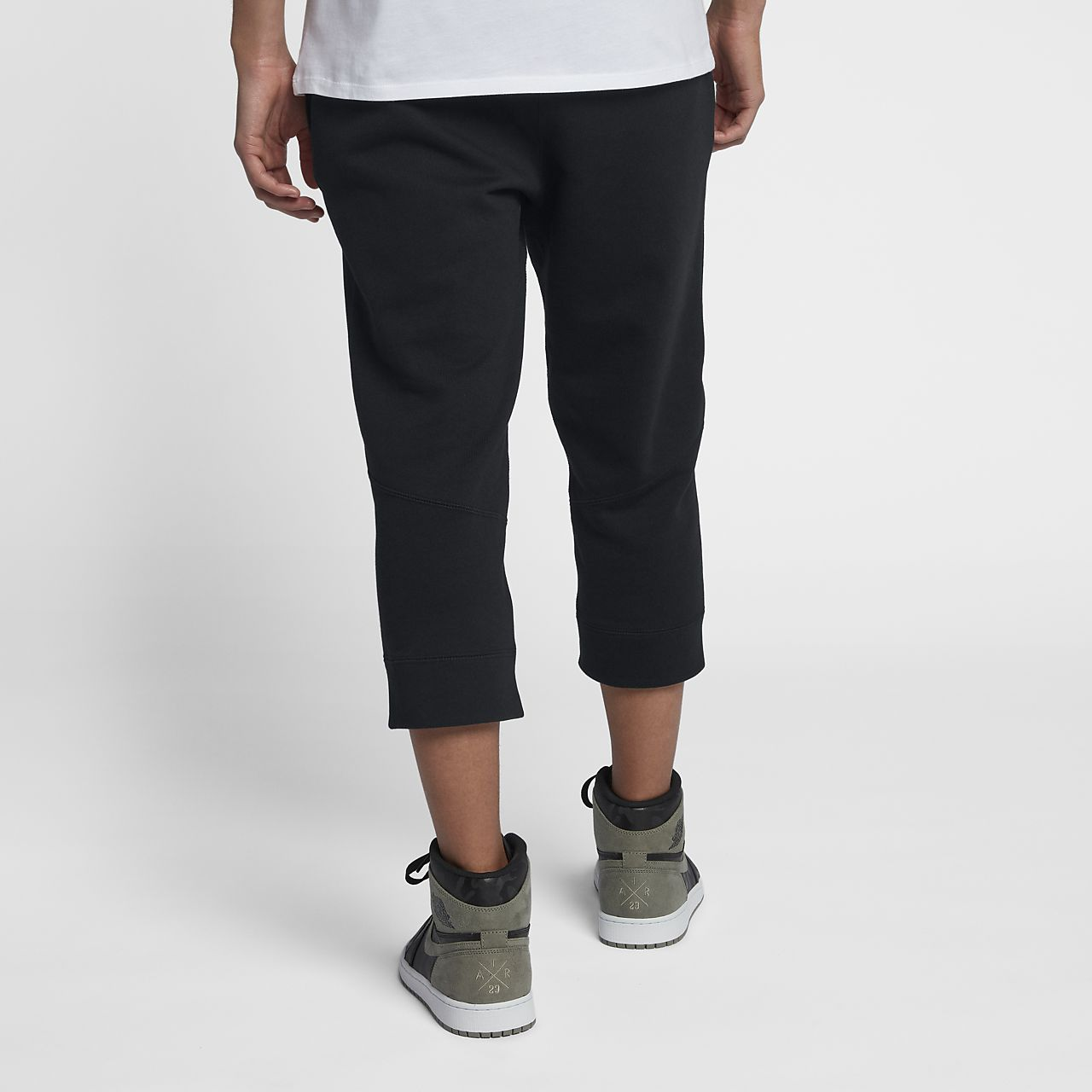 jordan air fleece pant - homme pantalons