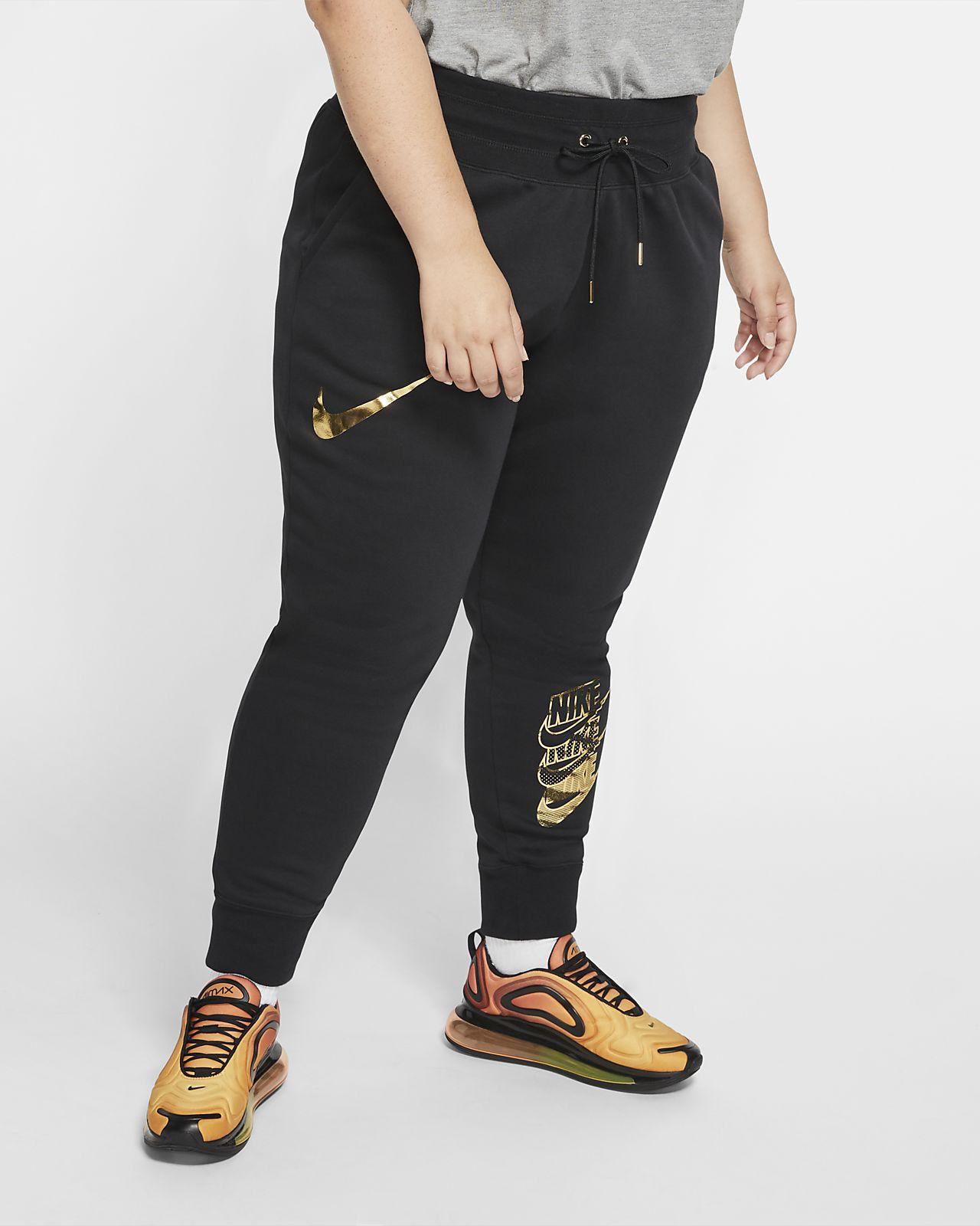 Dámské kalhoty Nike Sportswear (větší velikost)