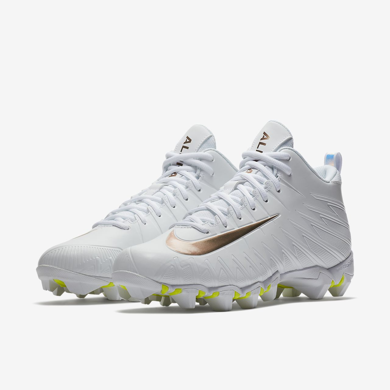 ... Nike Alpha Menace Shark Men's Football Cleat