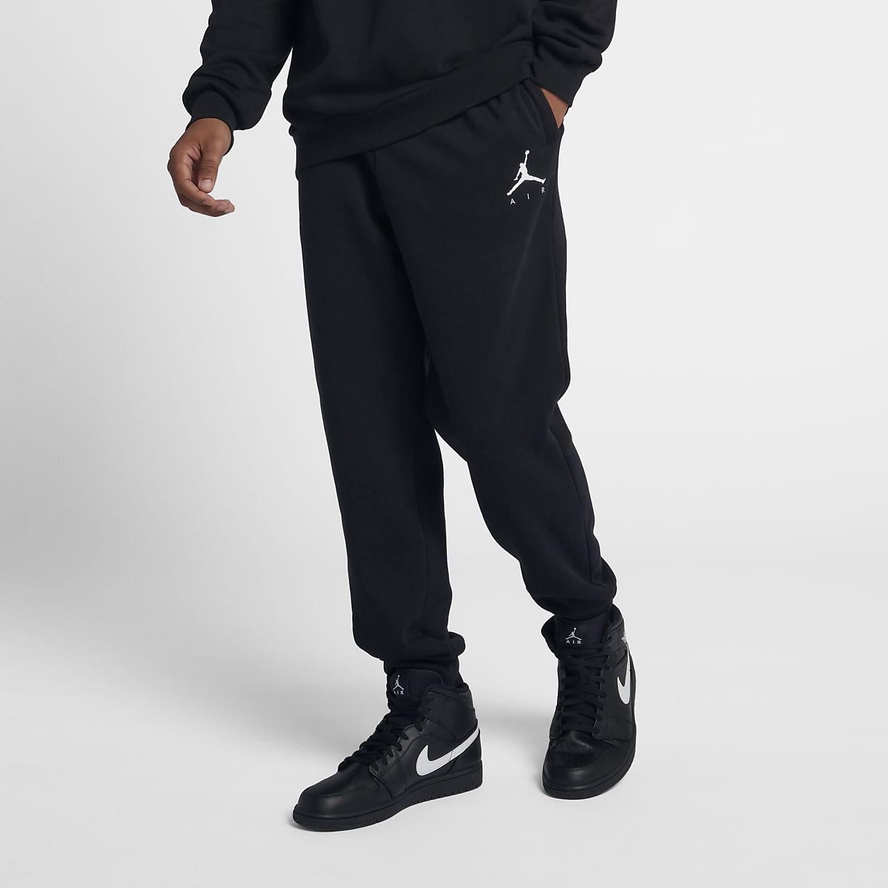 Pánské flísové kalhoty Jordan Jumpman Air