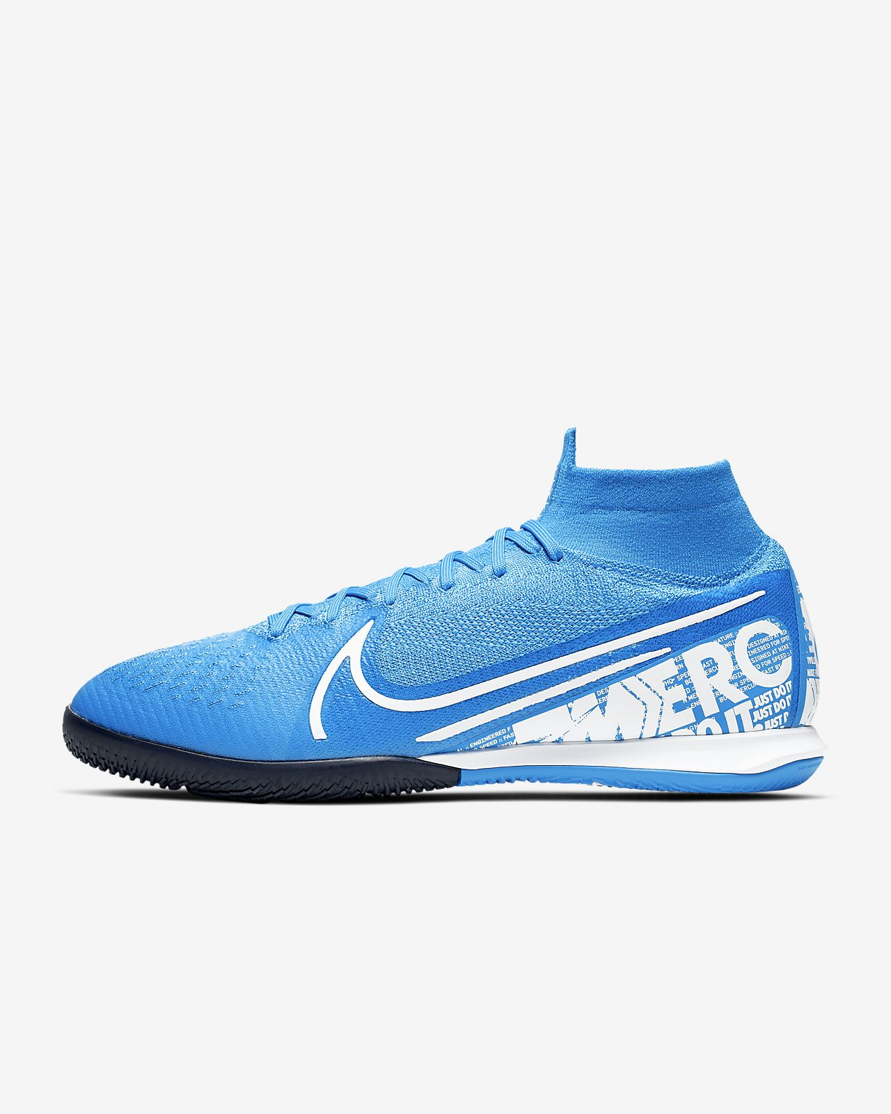 official photos 7d015 b59dc Nike Mercurial Superfly 7 Elite IC Indoor/Court Football Shoe