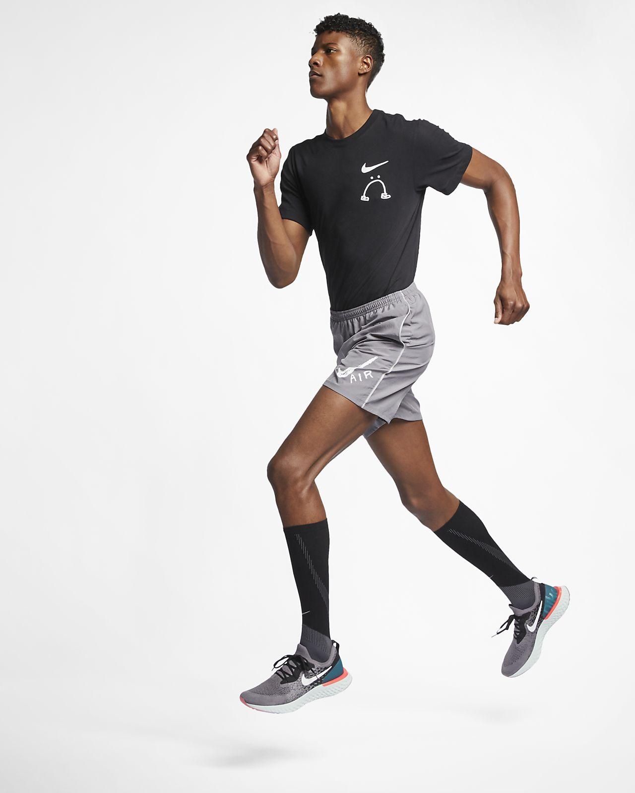 d9e422e5b9 Nike Dri-FIT Nathan Bell Men's Running T-Shirt. Nike.com RO