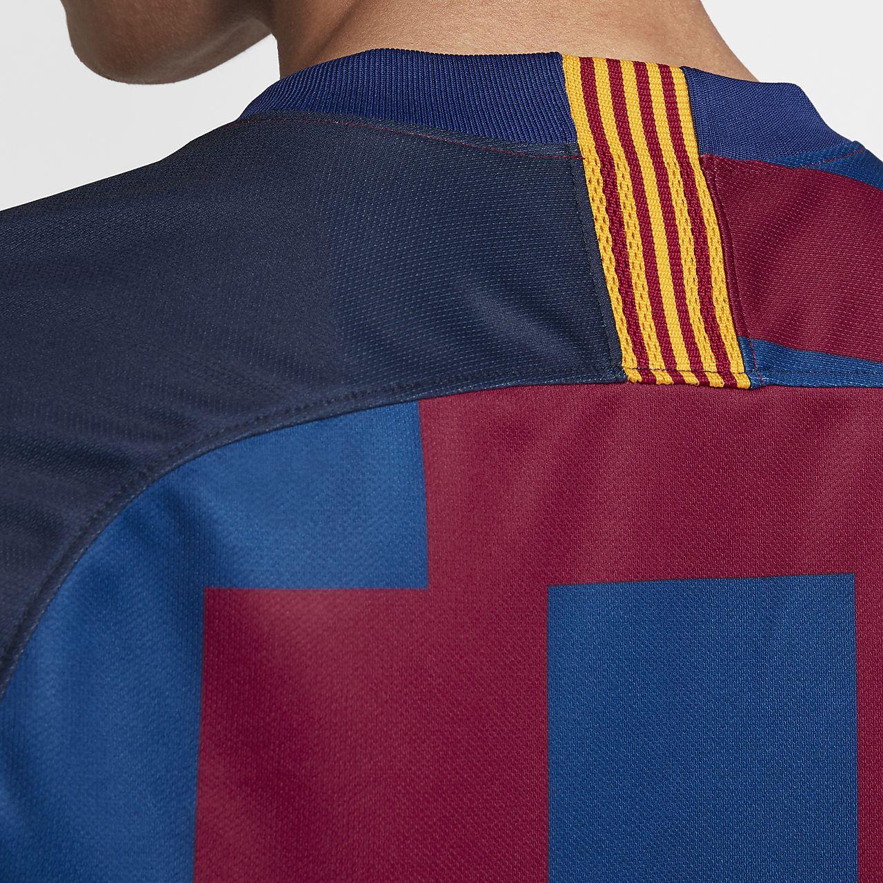 4aa8692f1466b Camiseta para hombre FC Barcelona 20th Anniversary. Nike.com MX