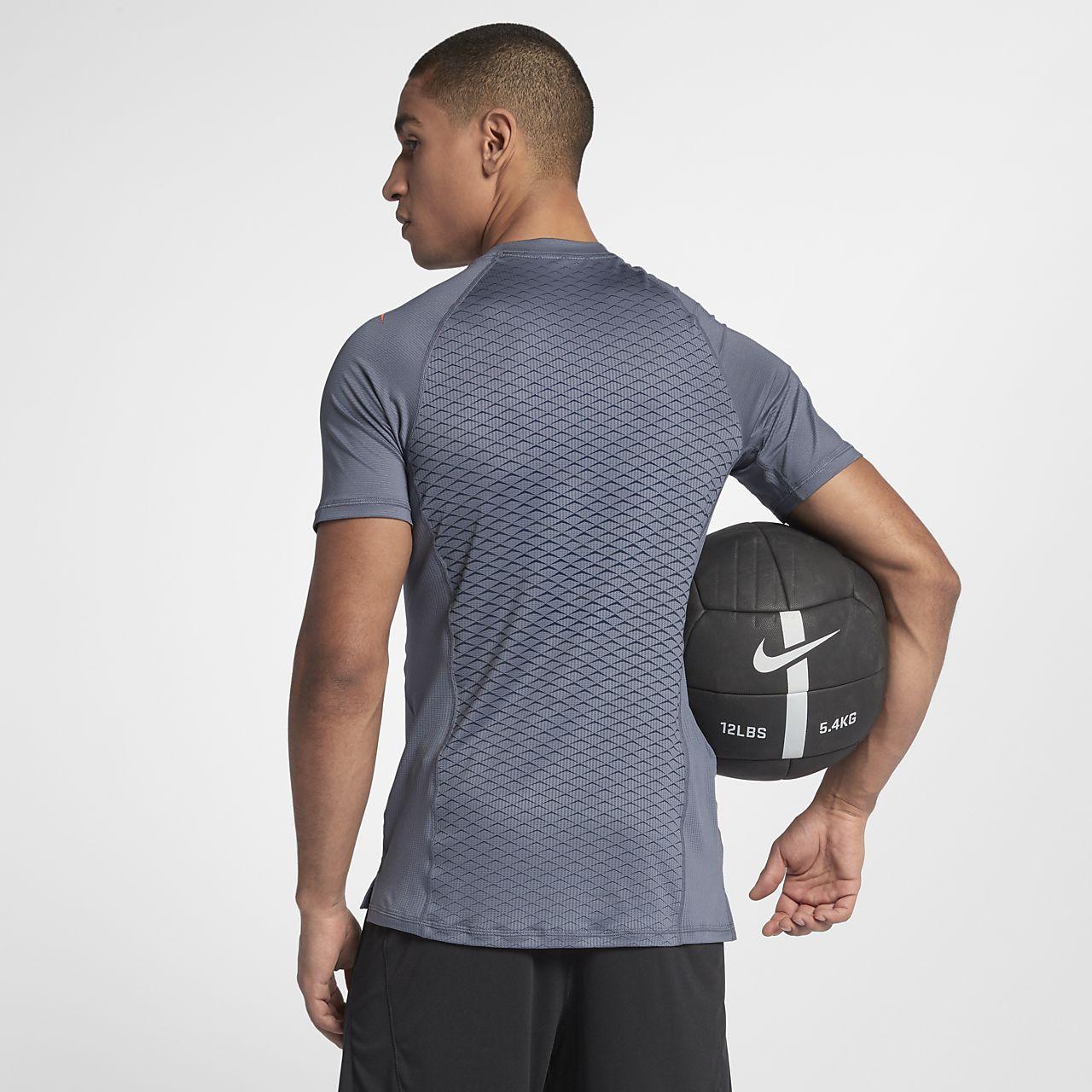 Camicie T Shirt Uomo Nike PRO Hypercool Sport e tempo libero