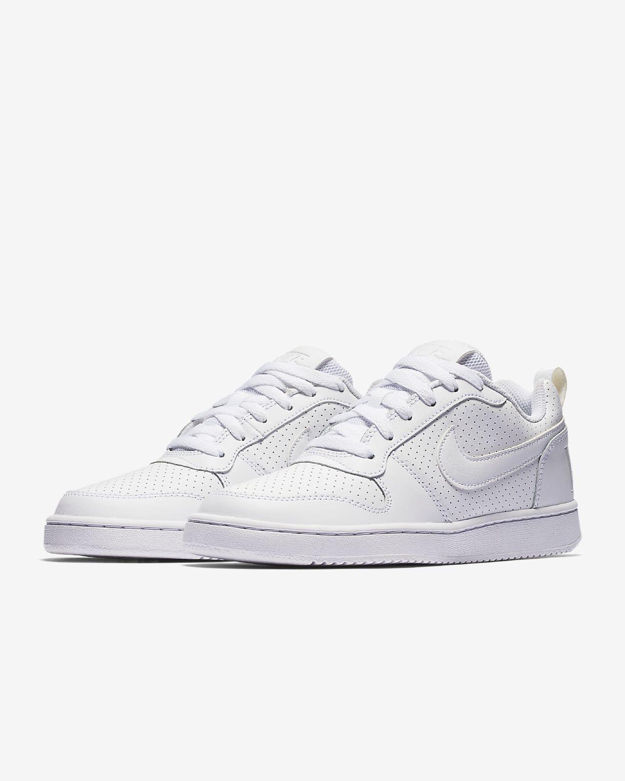 Nike Court Borough Low vrouwen Schoen