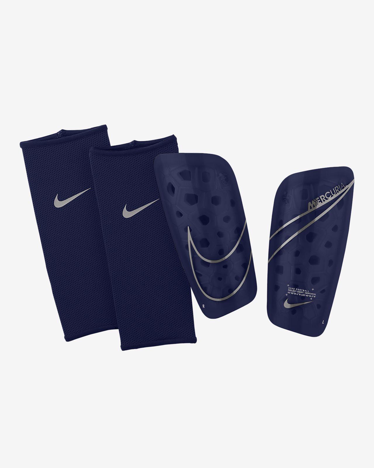 Fotbalové chrániče holení Nike Mercurial Lite
